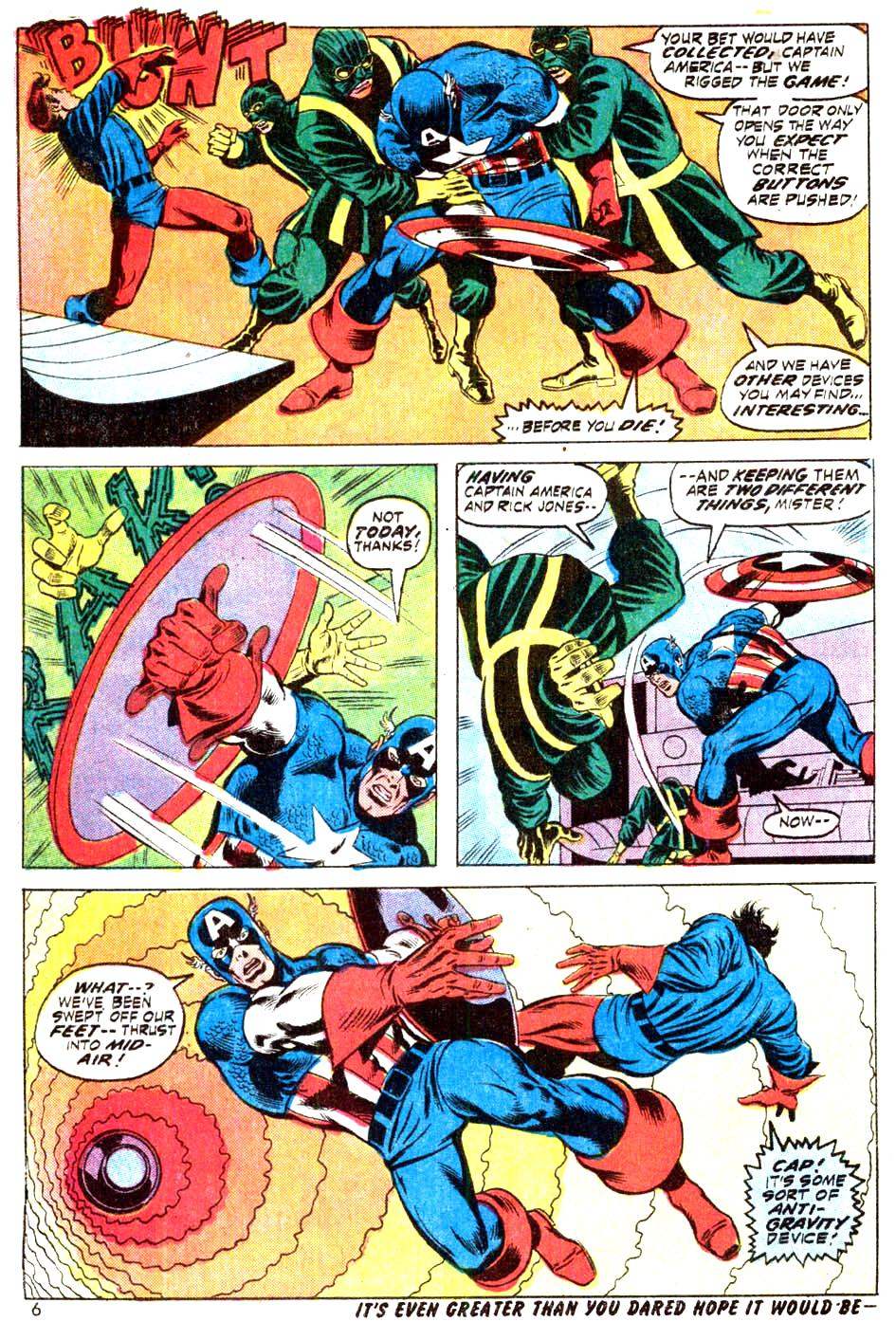 The Avengers (1963) 107 Page 5