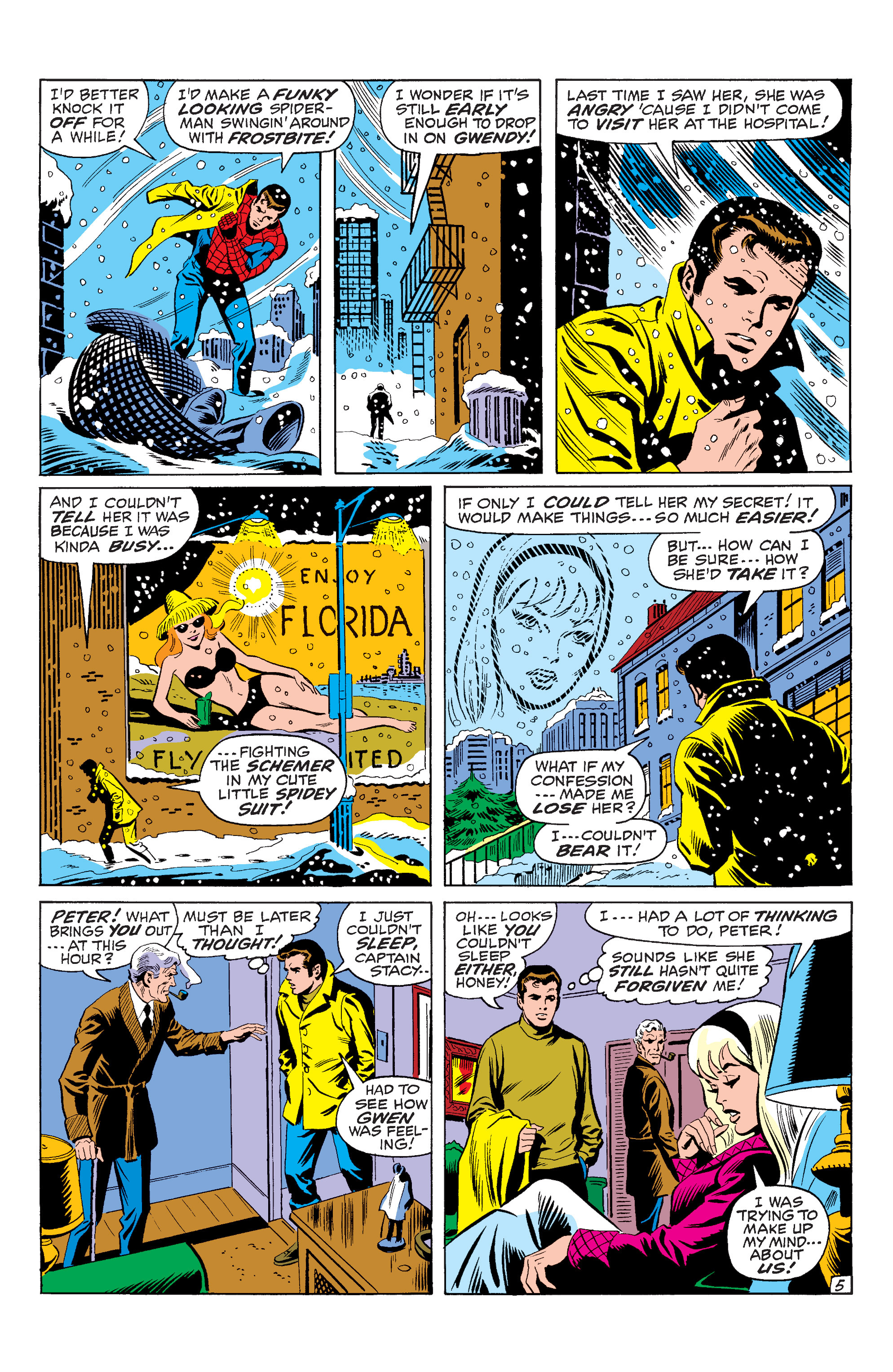 The Amazing Spider-Man (1963) 84 Page 5