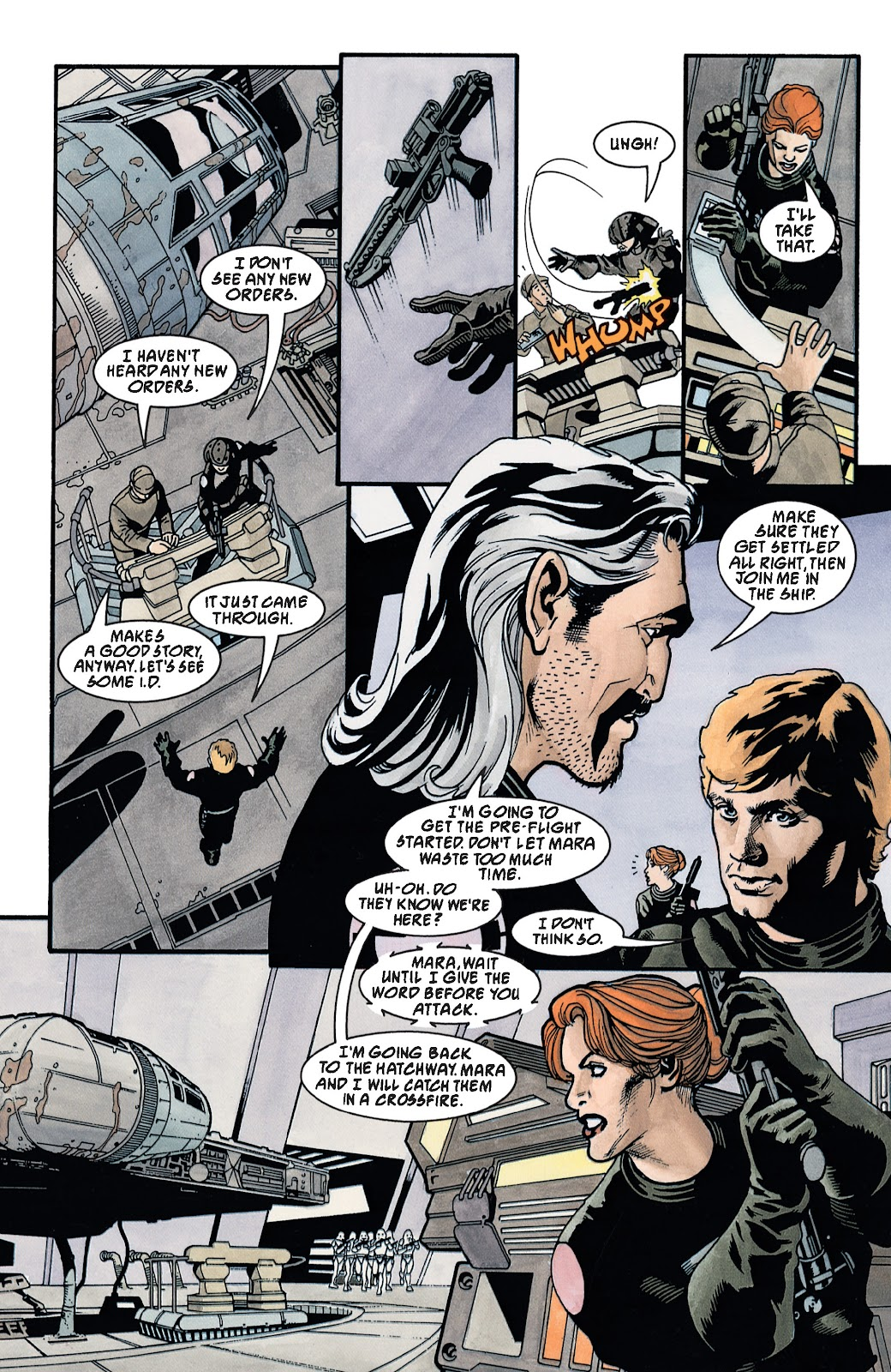 Read online Star Wars Legends: The New Republic - Epic Collection comic -  Issue # TPB 4 (Part 3) - 61