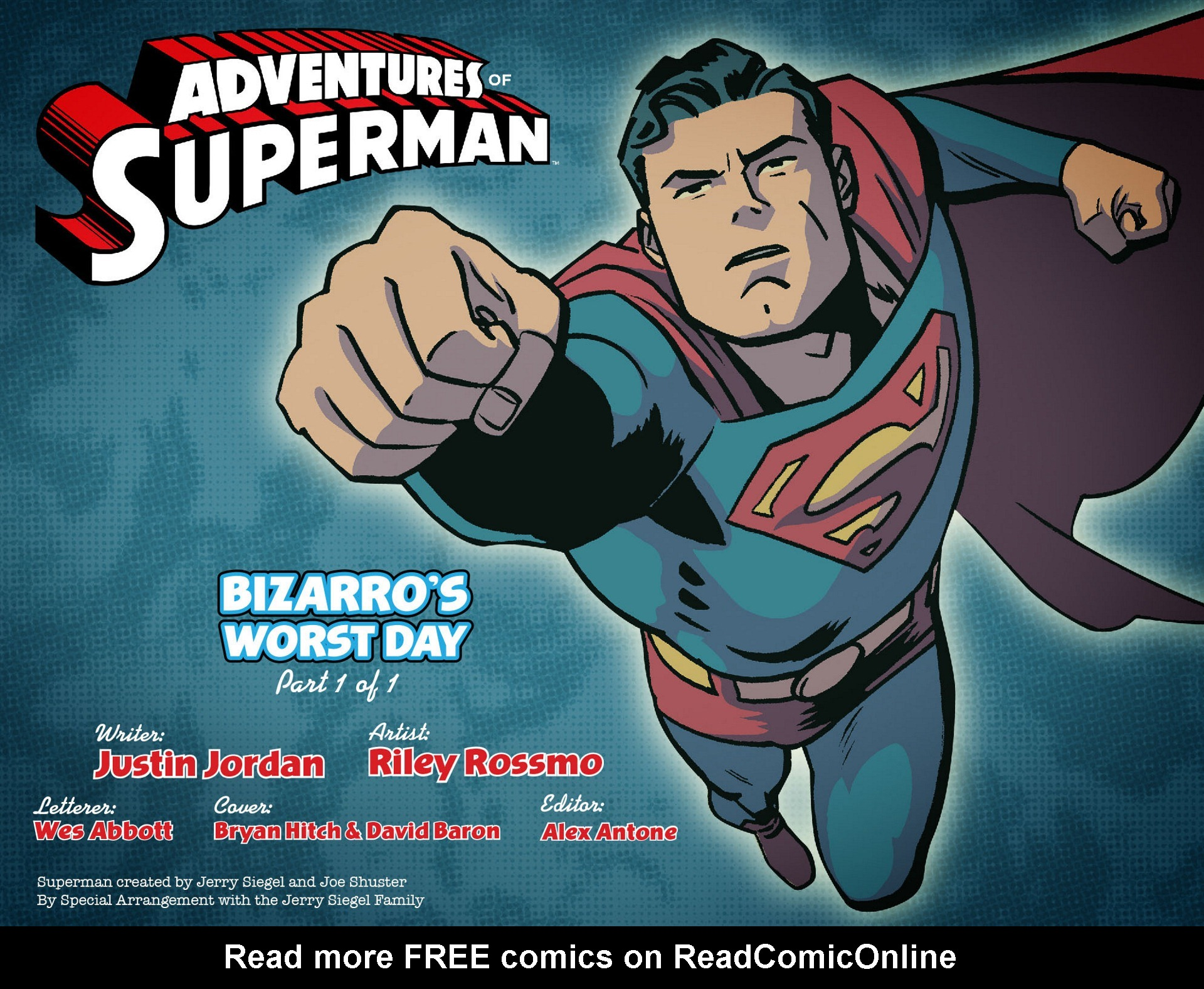 Read online Adventures of Superman [I] comic -  Issue #3 - 2