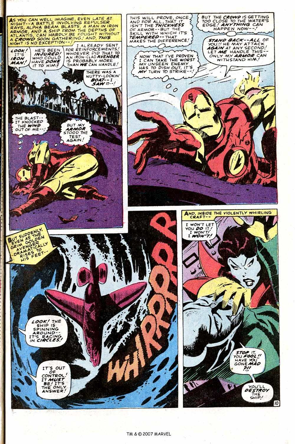 Iron Man Annual issue 1 - Page 31