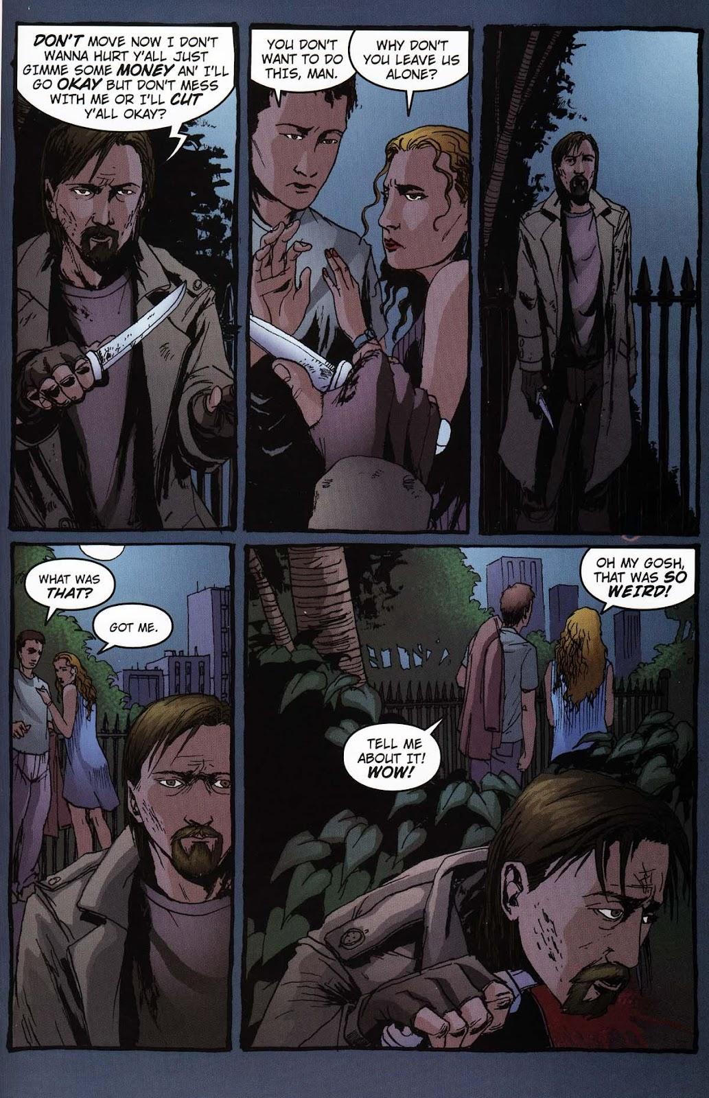 Read online Vampire the Masquerade comic -  Issue # Ventrue - 17