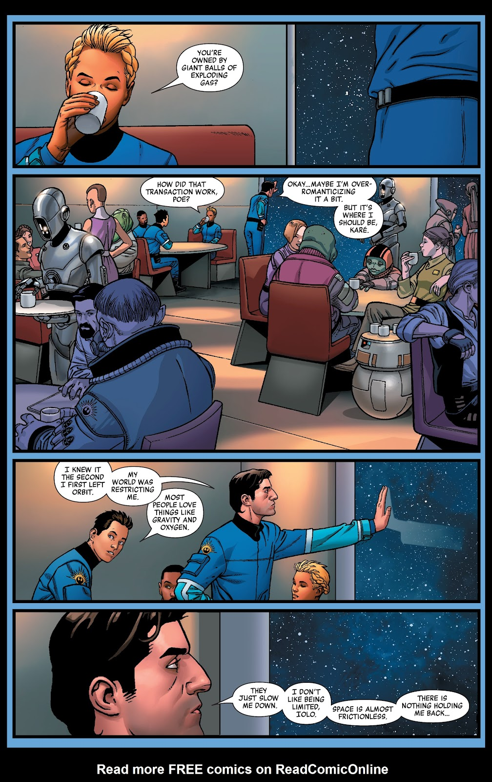 Read online Star Wars: Age of Republic: Heroes comic -  Issue # TPB - 28