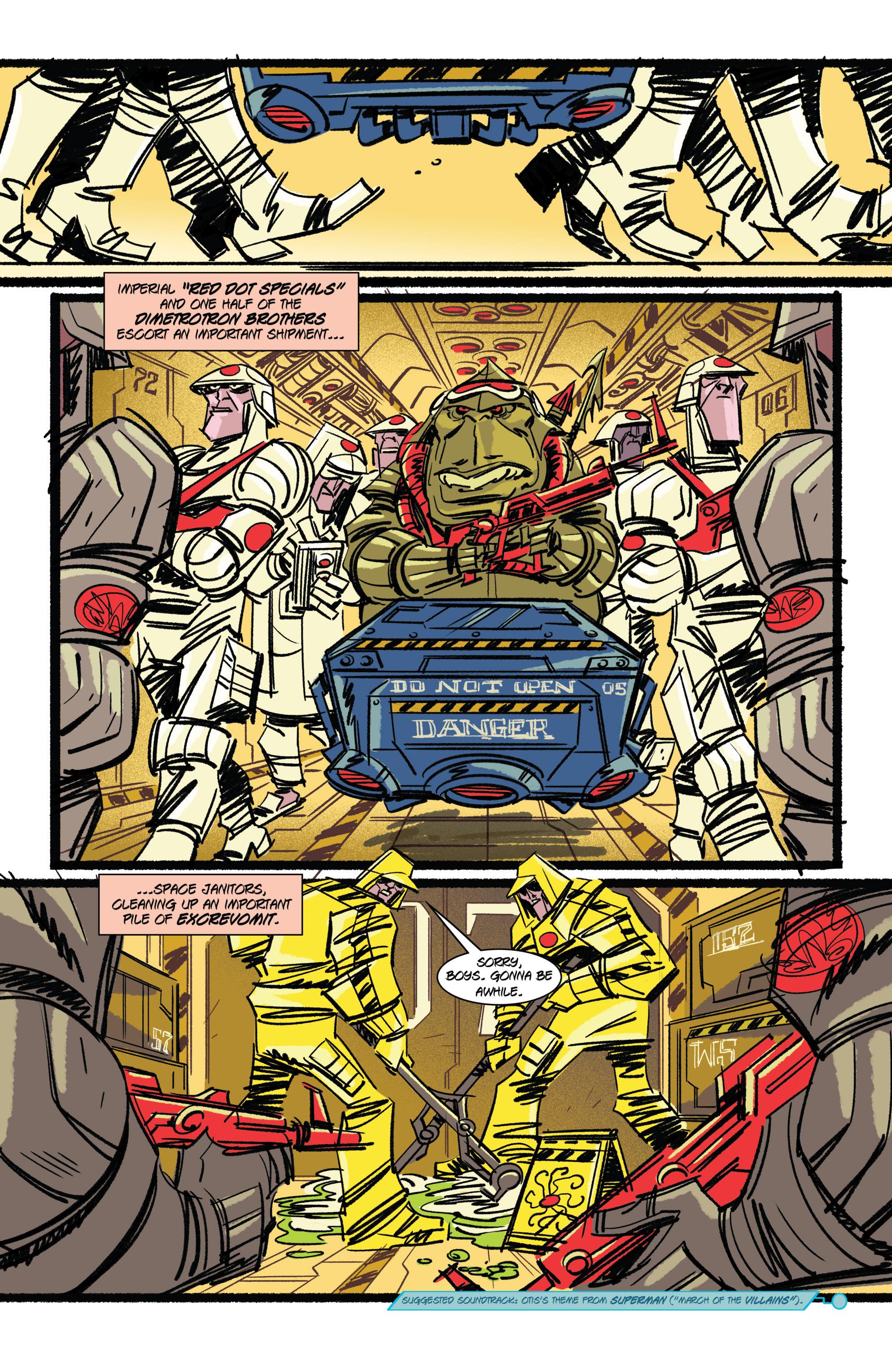 Read online Satellite Falling comic -  Issue #5 - 27
