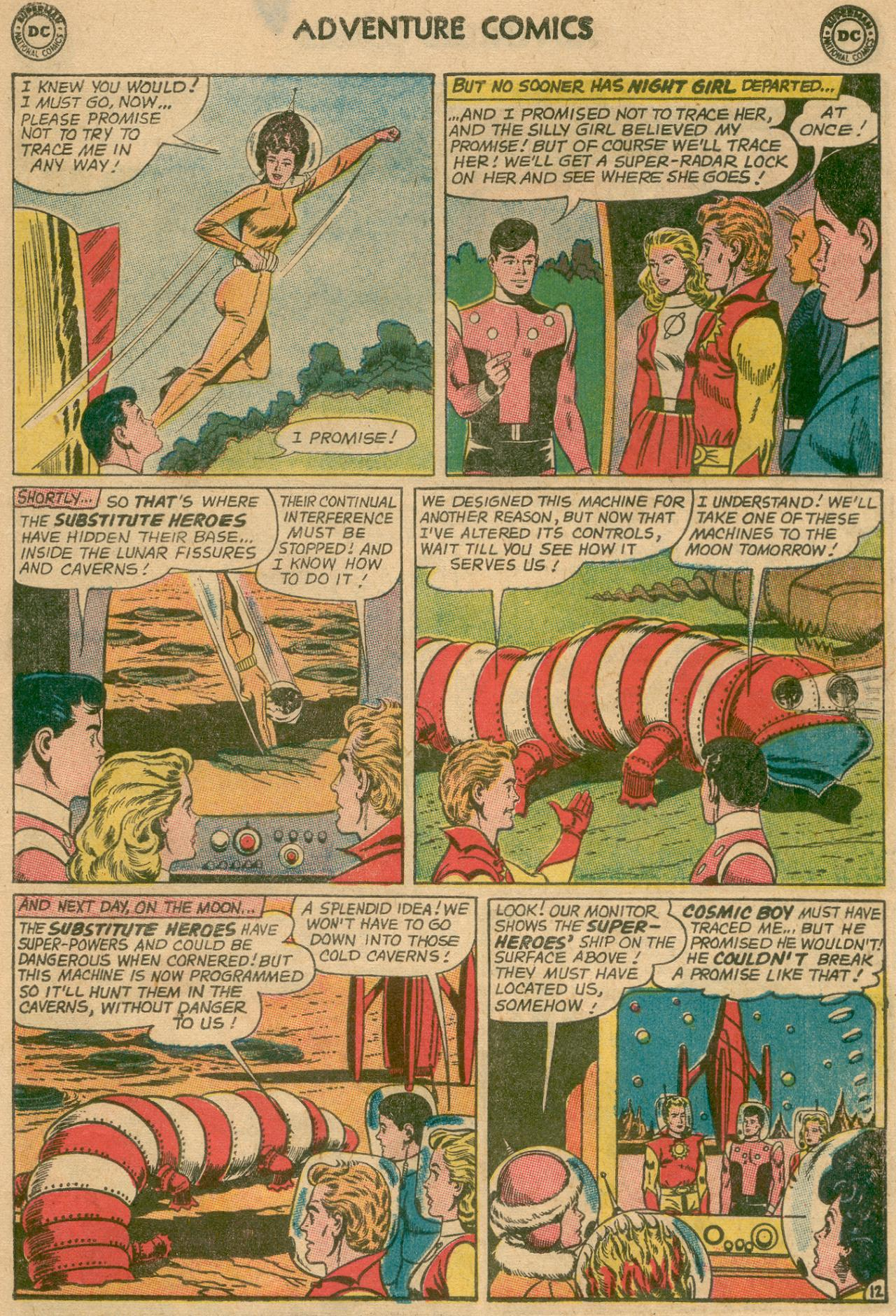 Read online Adventure Comics (1938) comic -  Issue #311 - 14