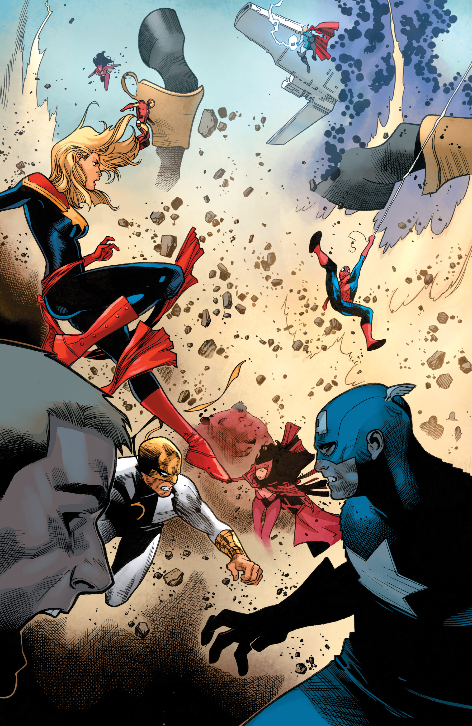 Read online Avengers (2010) comic -  Issue #34 - 27