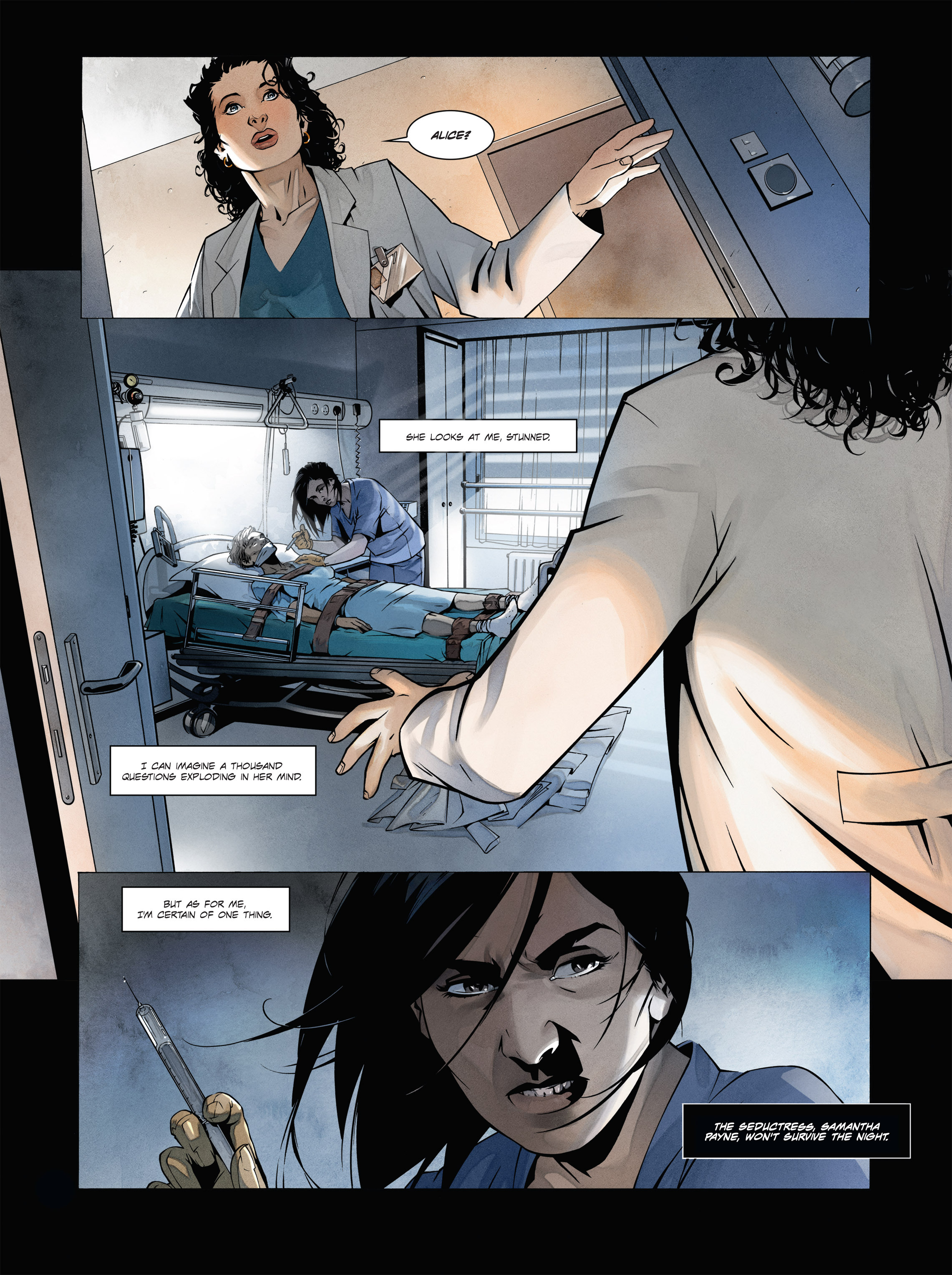 Read online Alice Matheson comic -  Issue #1 - 46