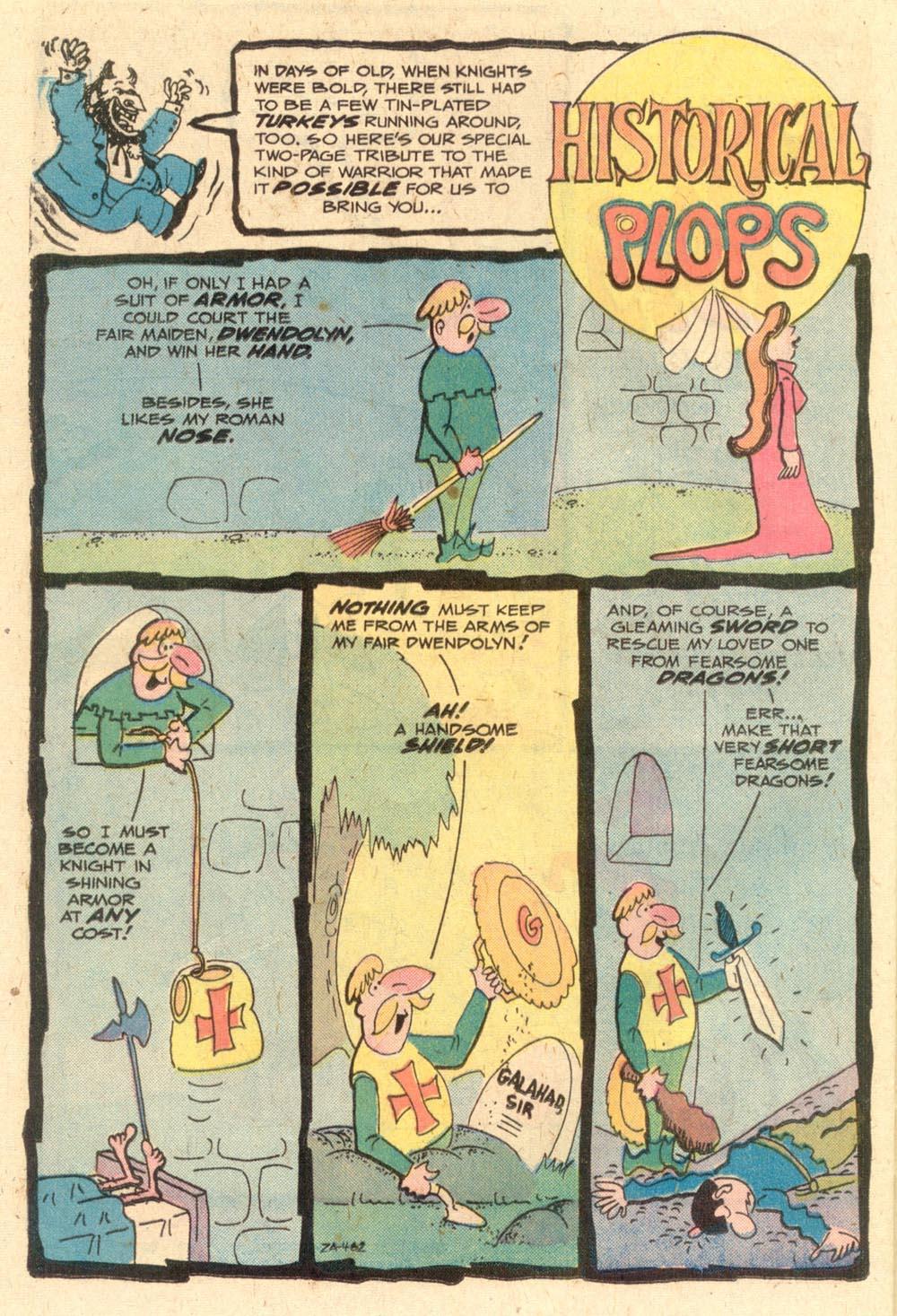 Read online Plop! comic -  Issue #24 - 35
