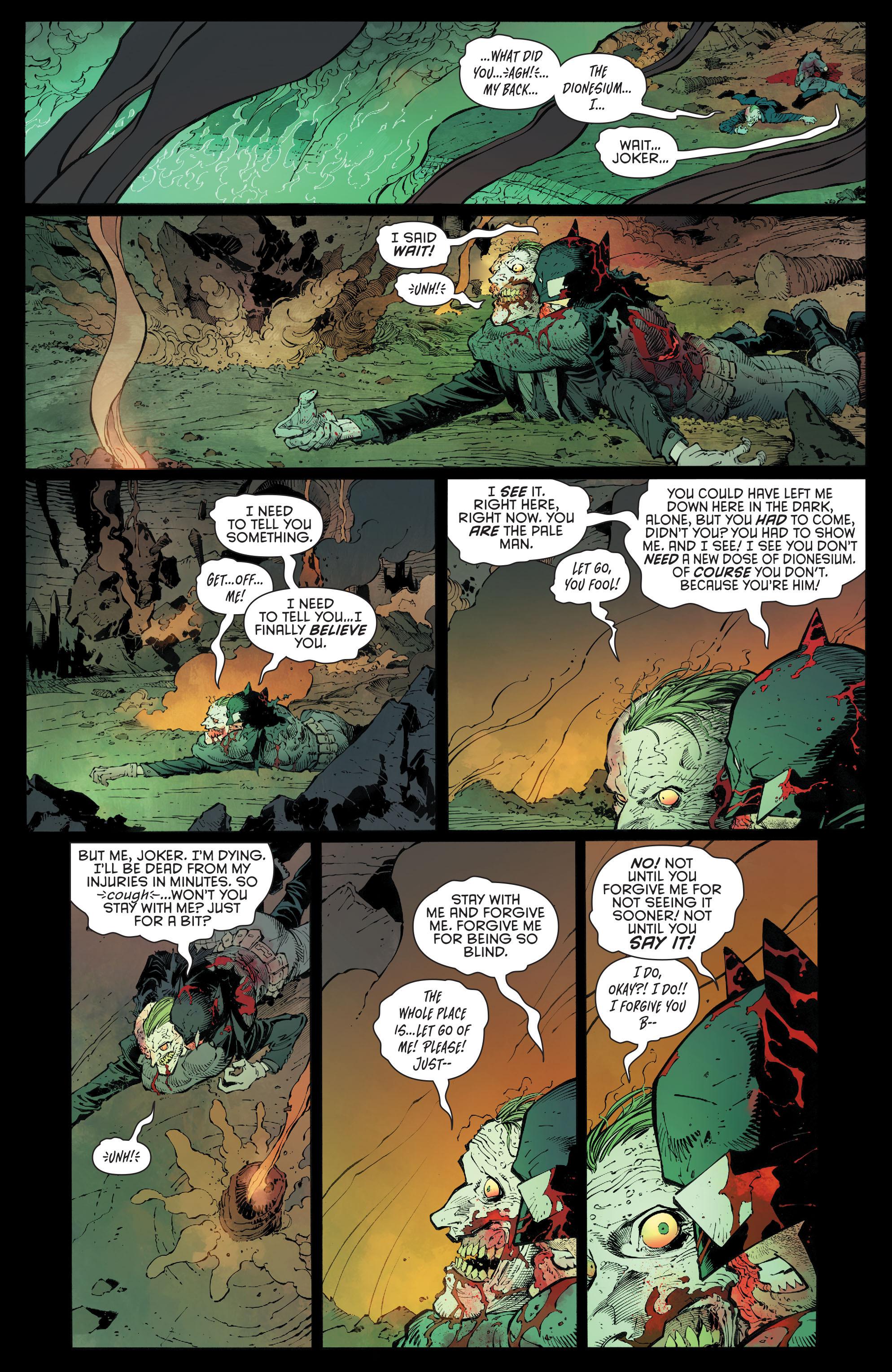Read online Batman (2011) comic -  Issue # _TPB 7 - 142