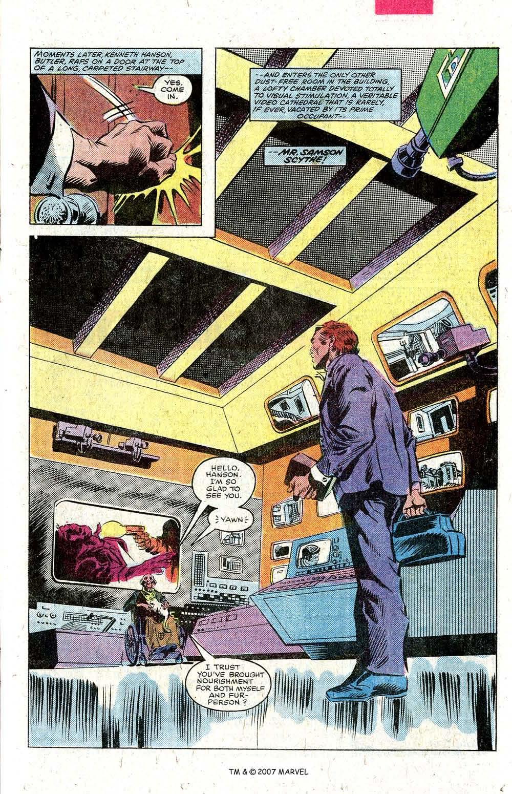 Read online Captain America (1968) comic -  Issue # _Annual 5 - 13
