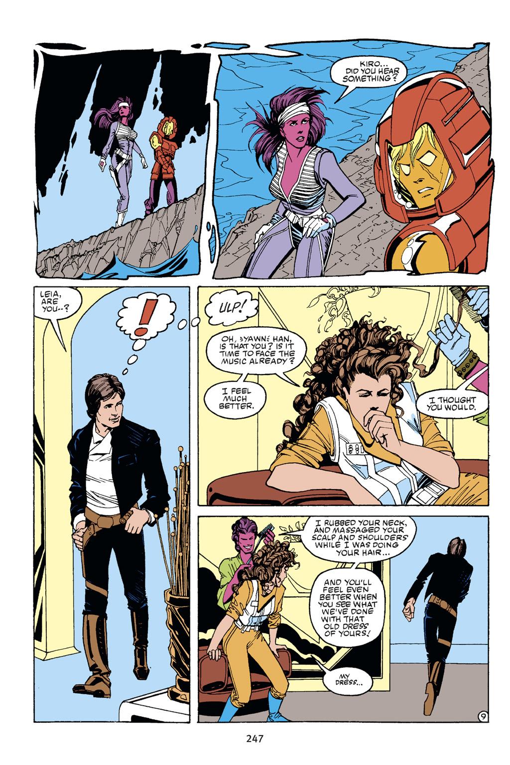 Read online Star Wars Omnibus comic -  Issue # Vol. 21 - 237