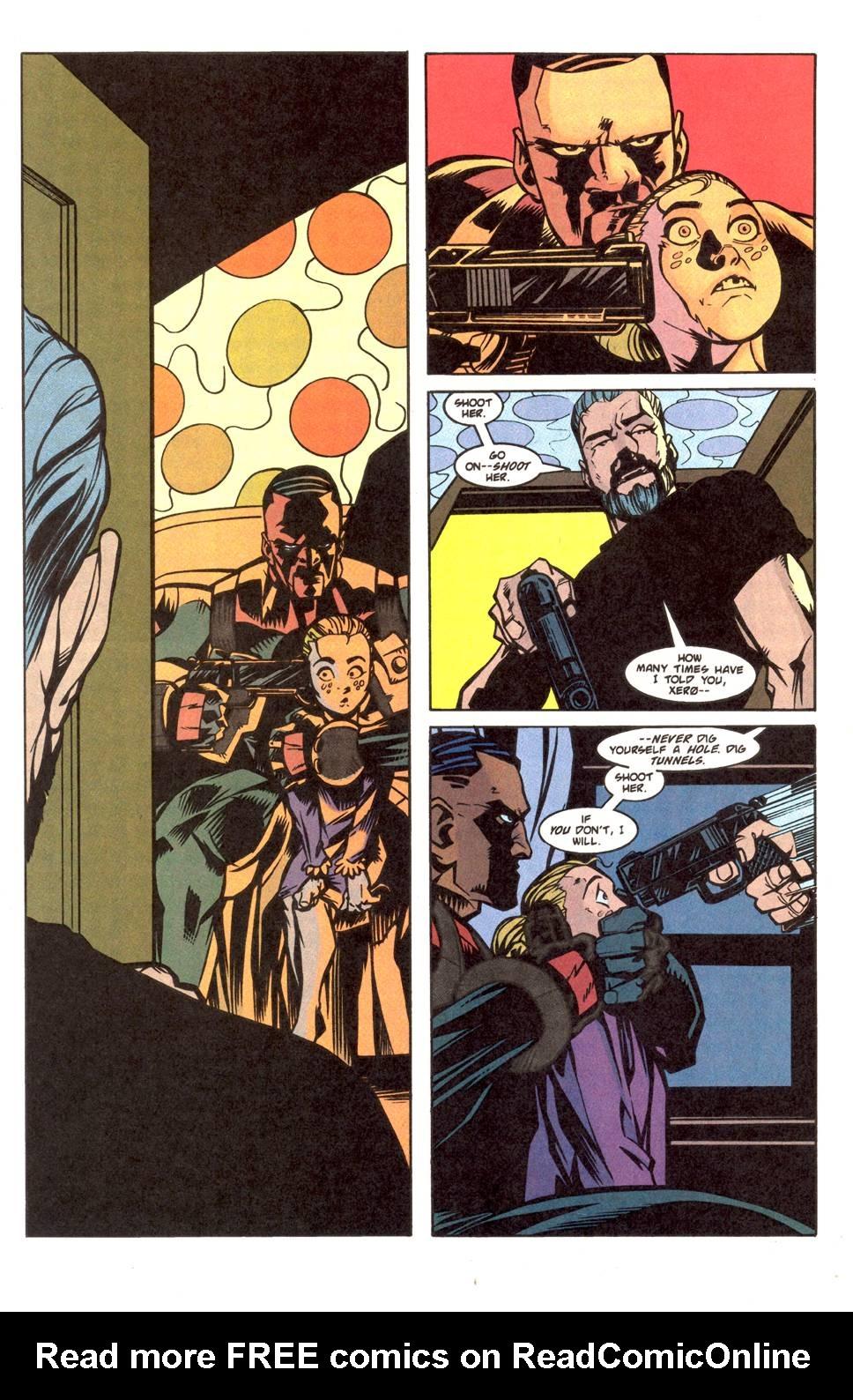 Read online Xero comic -  Issue #11 - 17