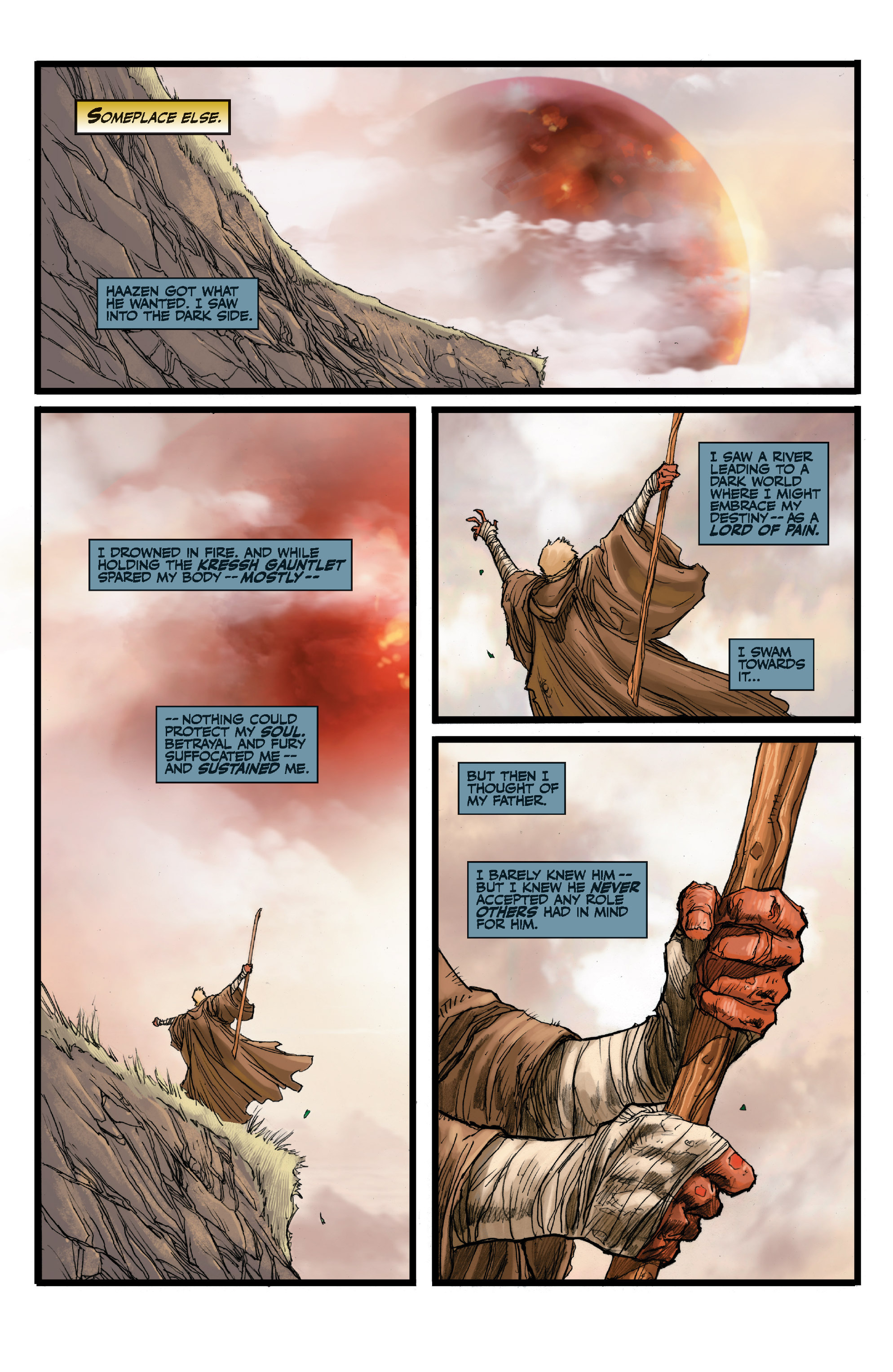 Read online Star Wars Omnibus comic -  Issue # Vol. 32 - 392