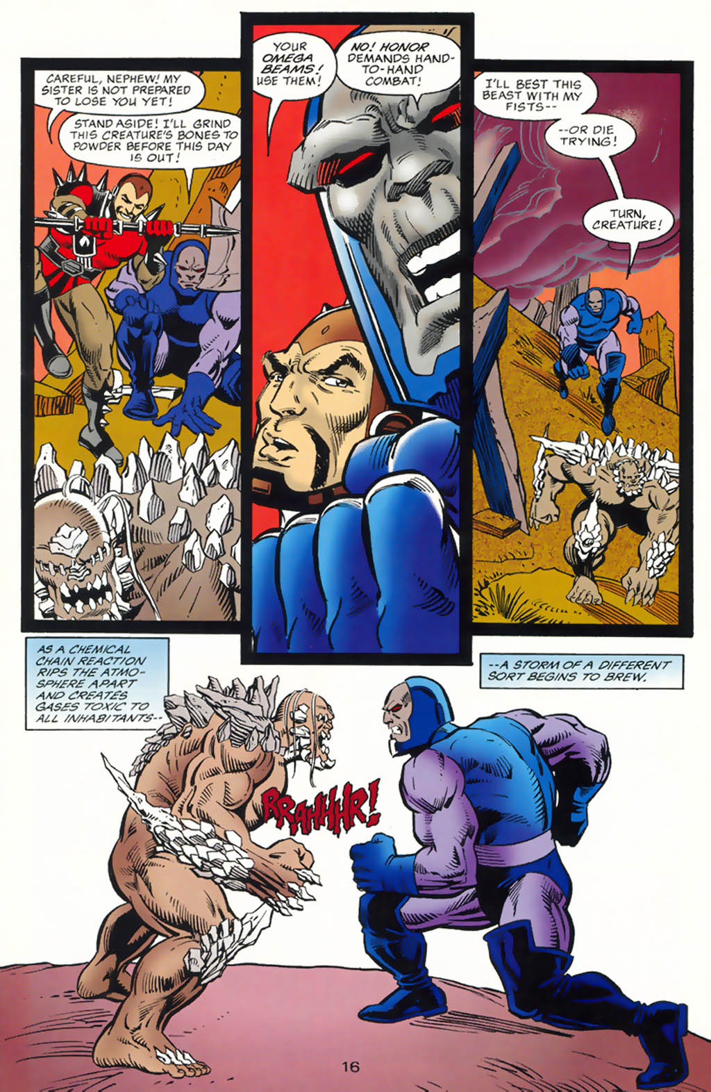 Read online Doomsday Annual comic -  Issue # Full - 17