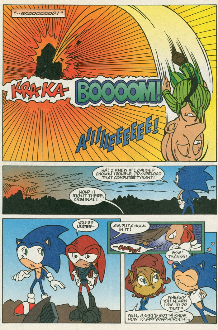 Read online Sonic Super Special comic -  Issue #14 - best of times - 13