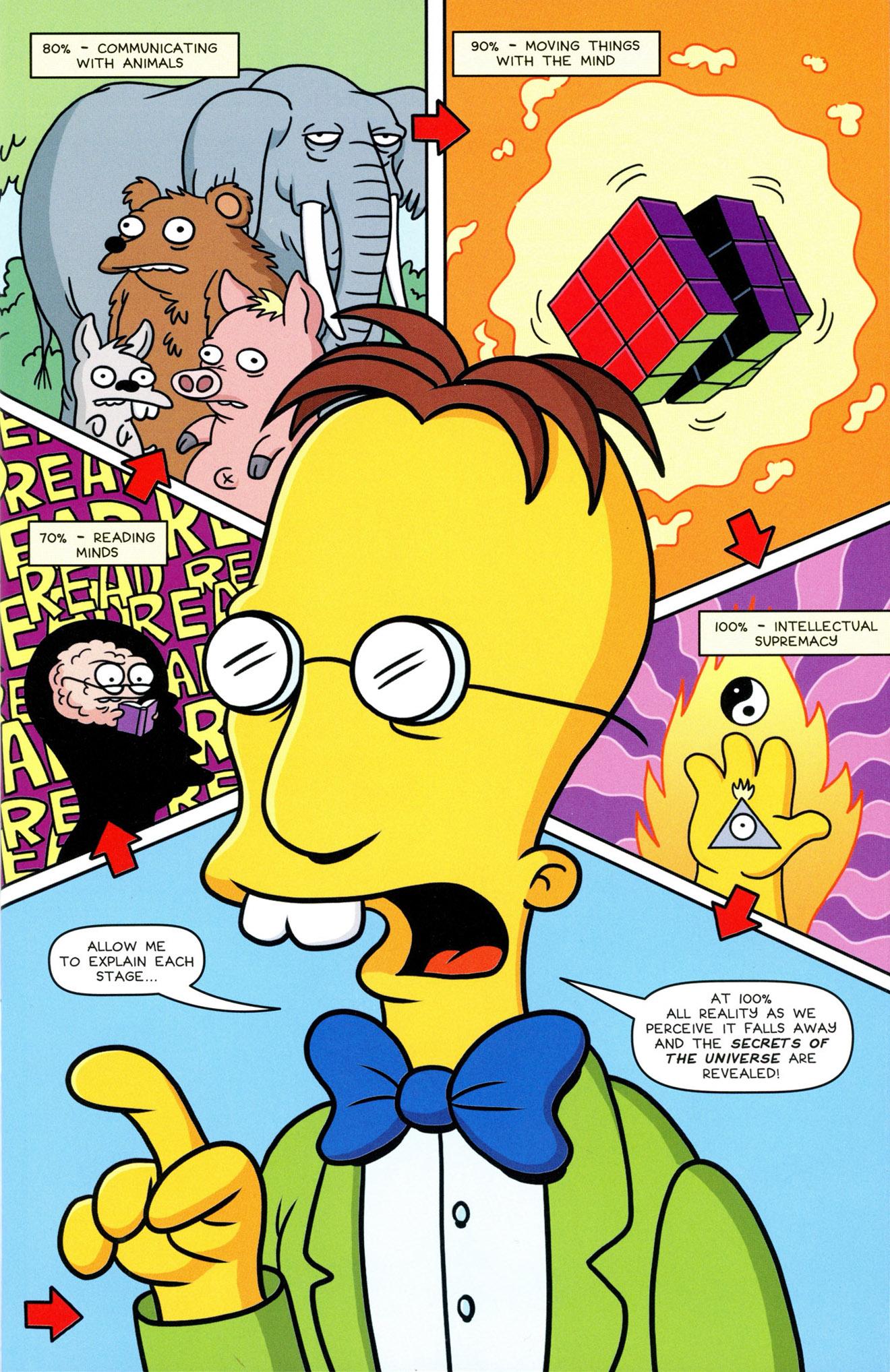 Read online Simpsons Comics comic -  Issue #233 - 9