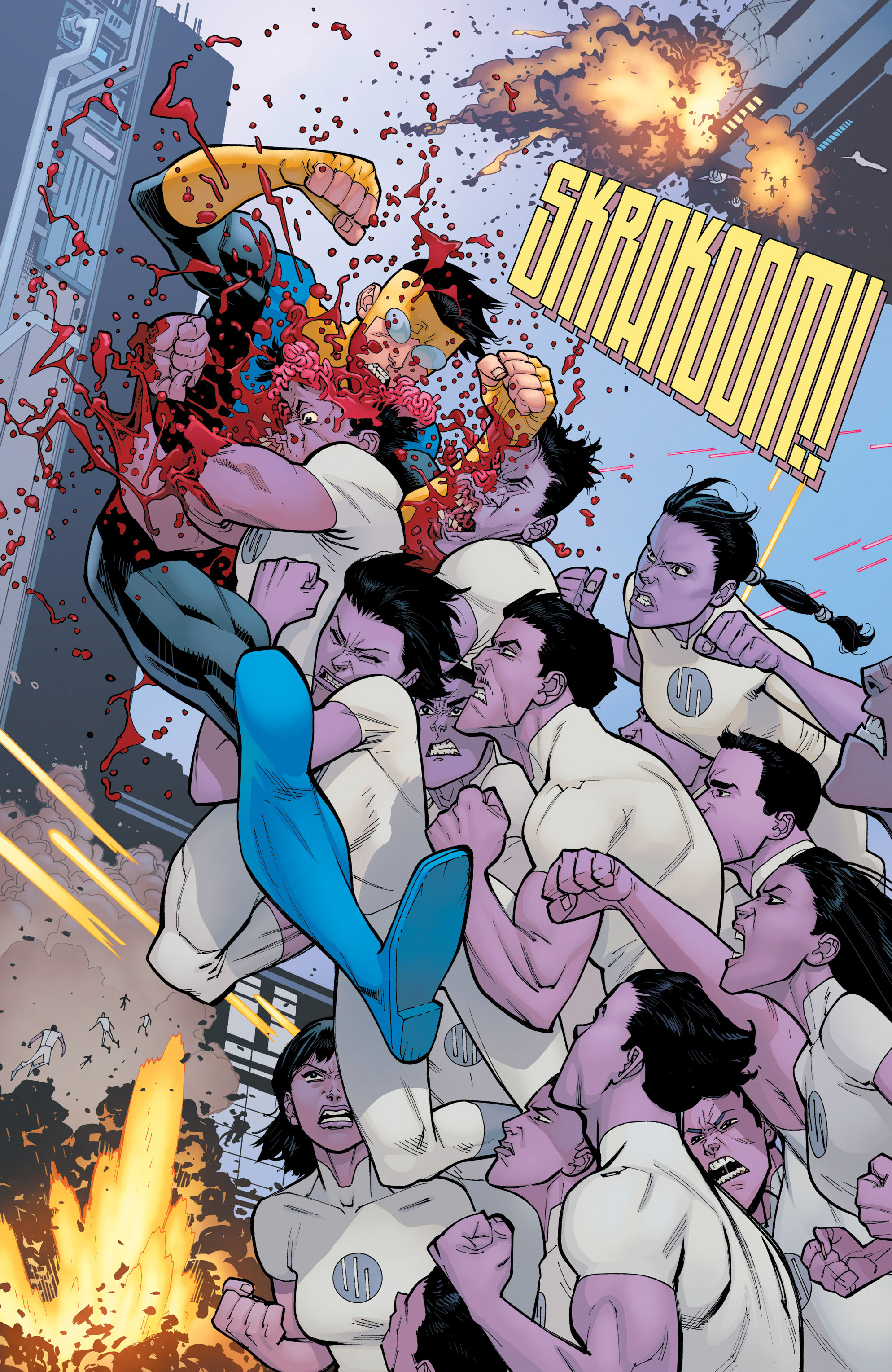 Read online Invincible comic -  Issue #136 - 10