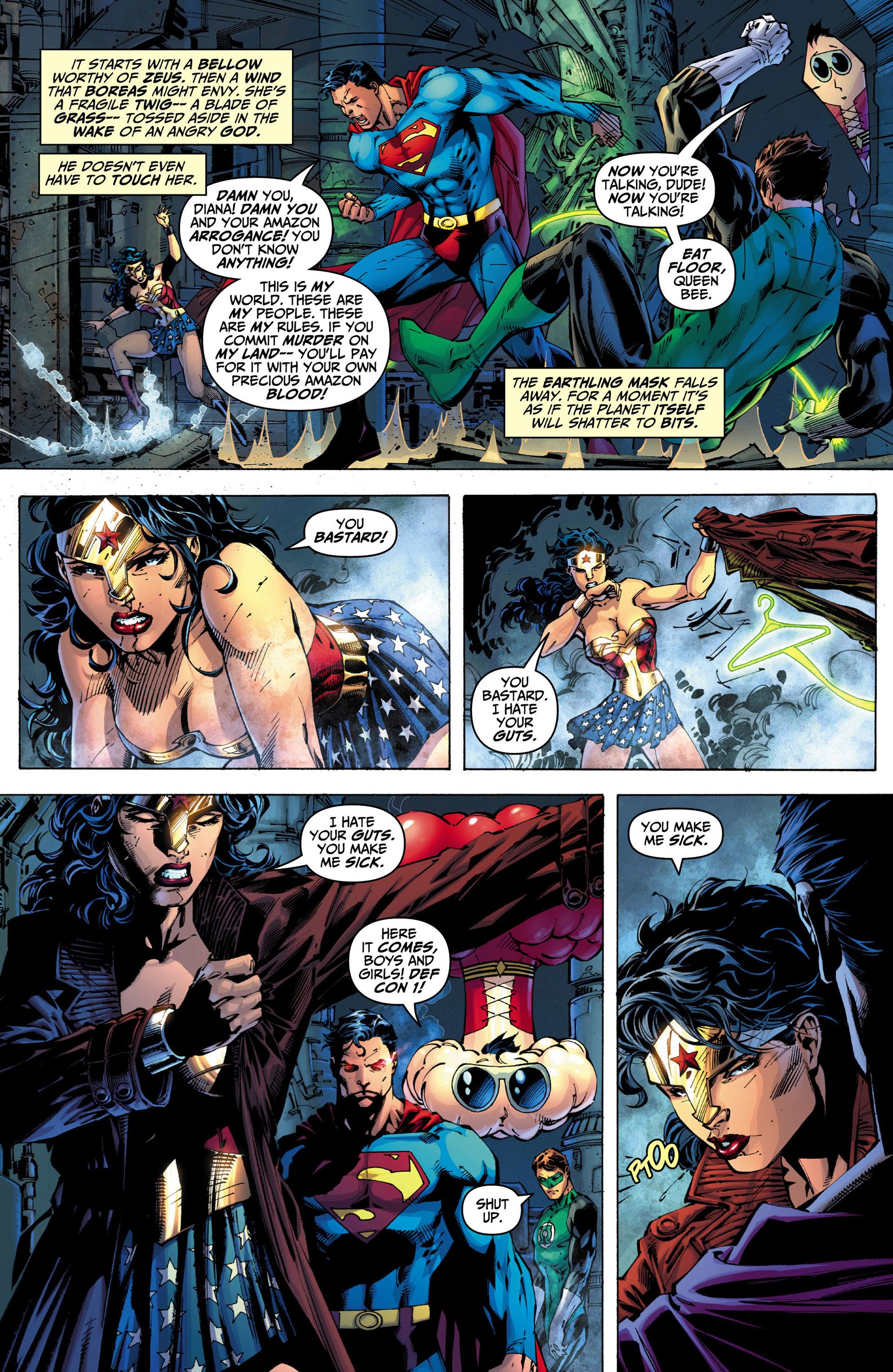 Read online All Star Batman & Robin, The Boy Wonder comic -  Issue #5 - 7
