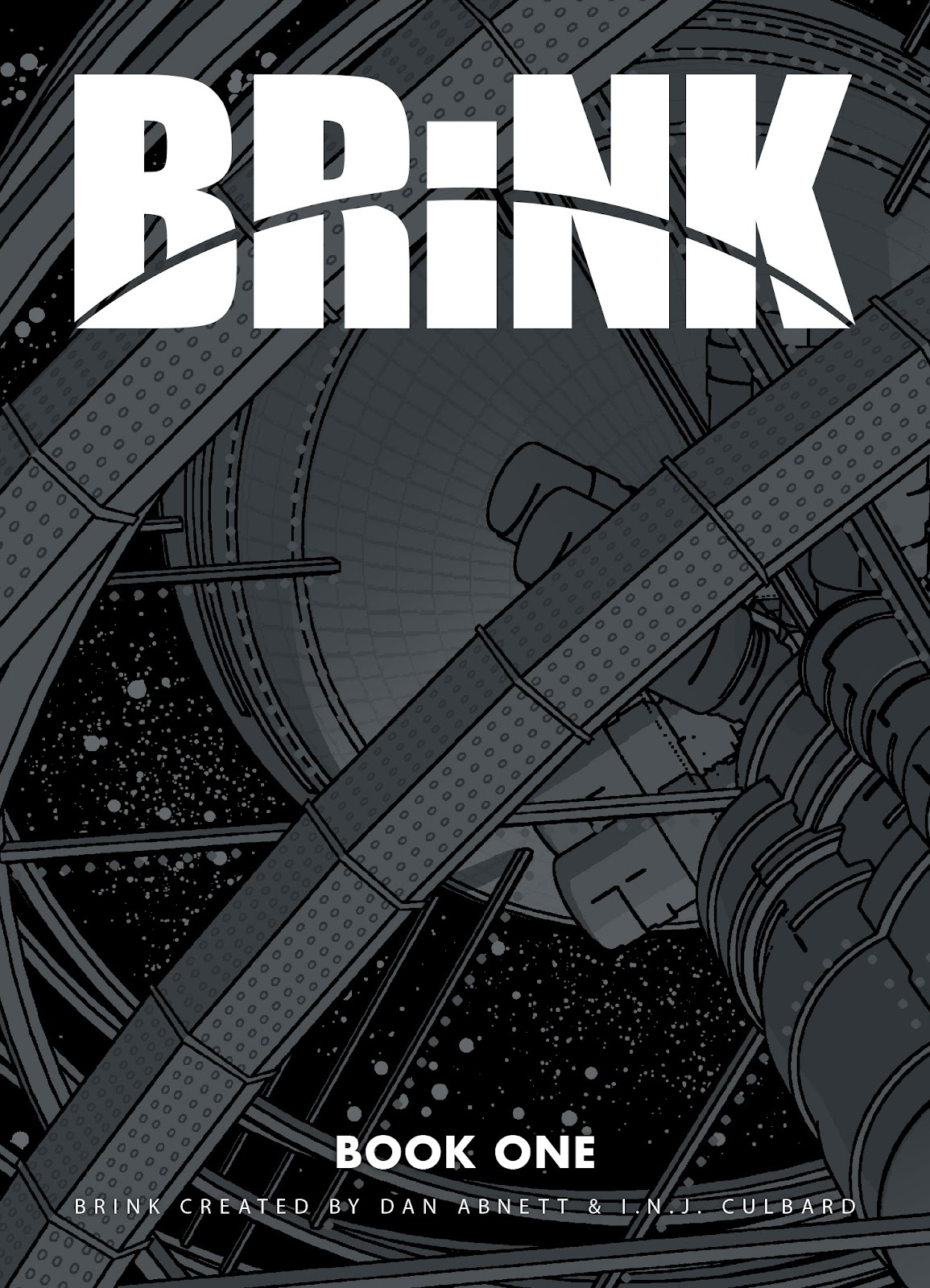 Read online Brink comic -  Issue # TPB 1 - 3