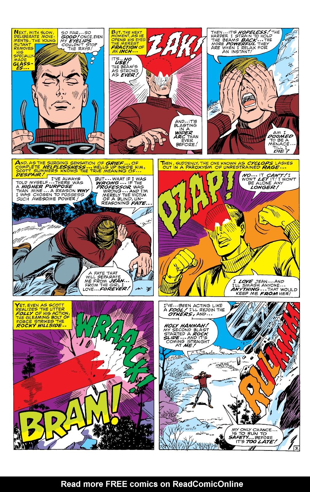 Uncanny X-Men (1963) issue 29 - Page 4