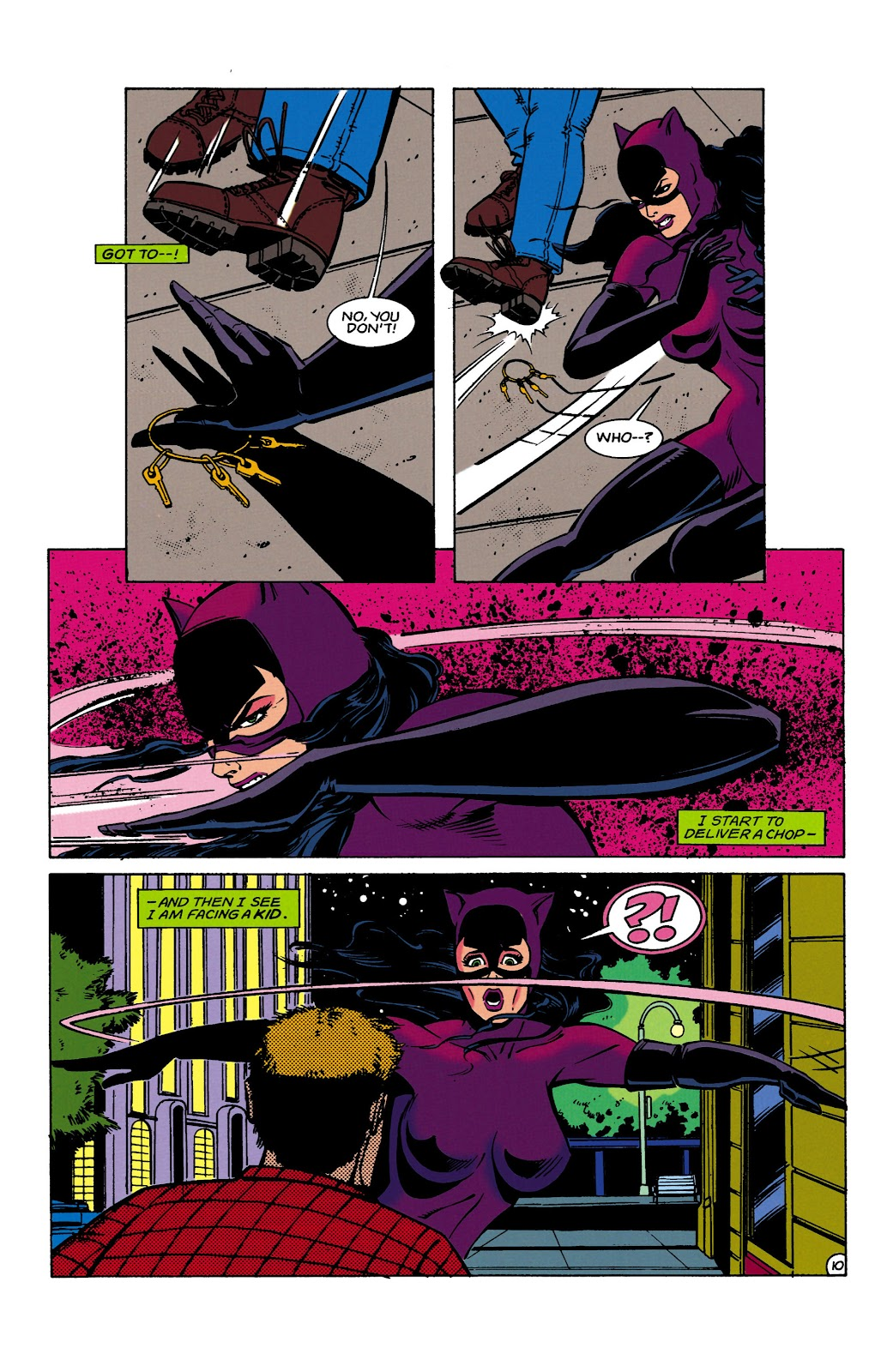Catwoman (1993) Issue #8 #13 - English 11