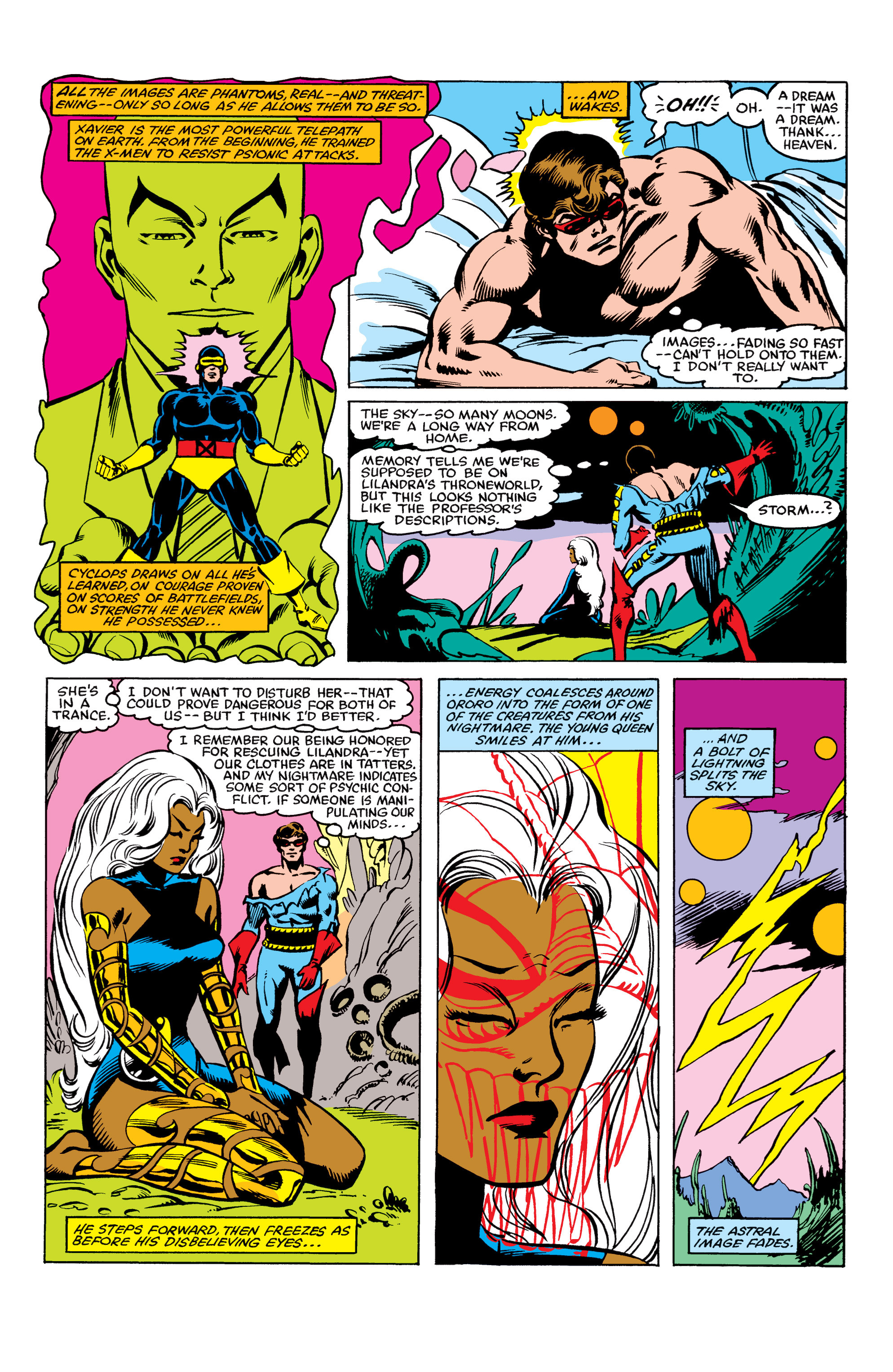 Read online Uncanny X-Men (1963) comic -  Issue #163 - 12