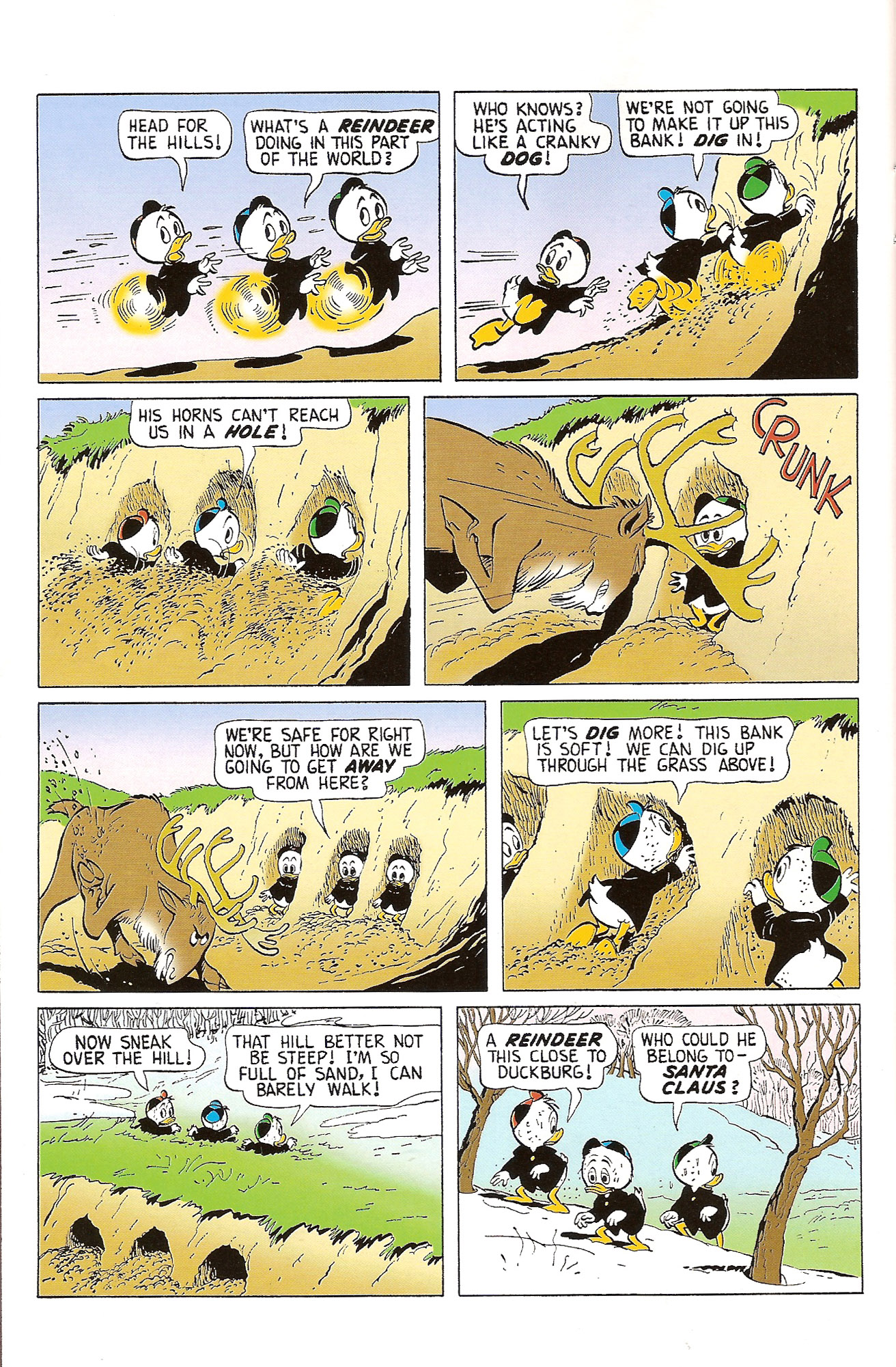 Read online Uncle Scrooge (1953) comic -  Issue #398 - 18