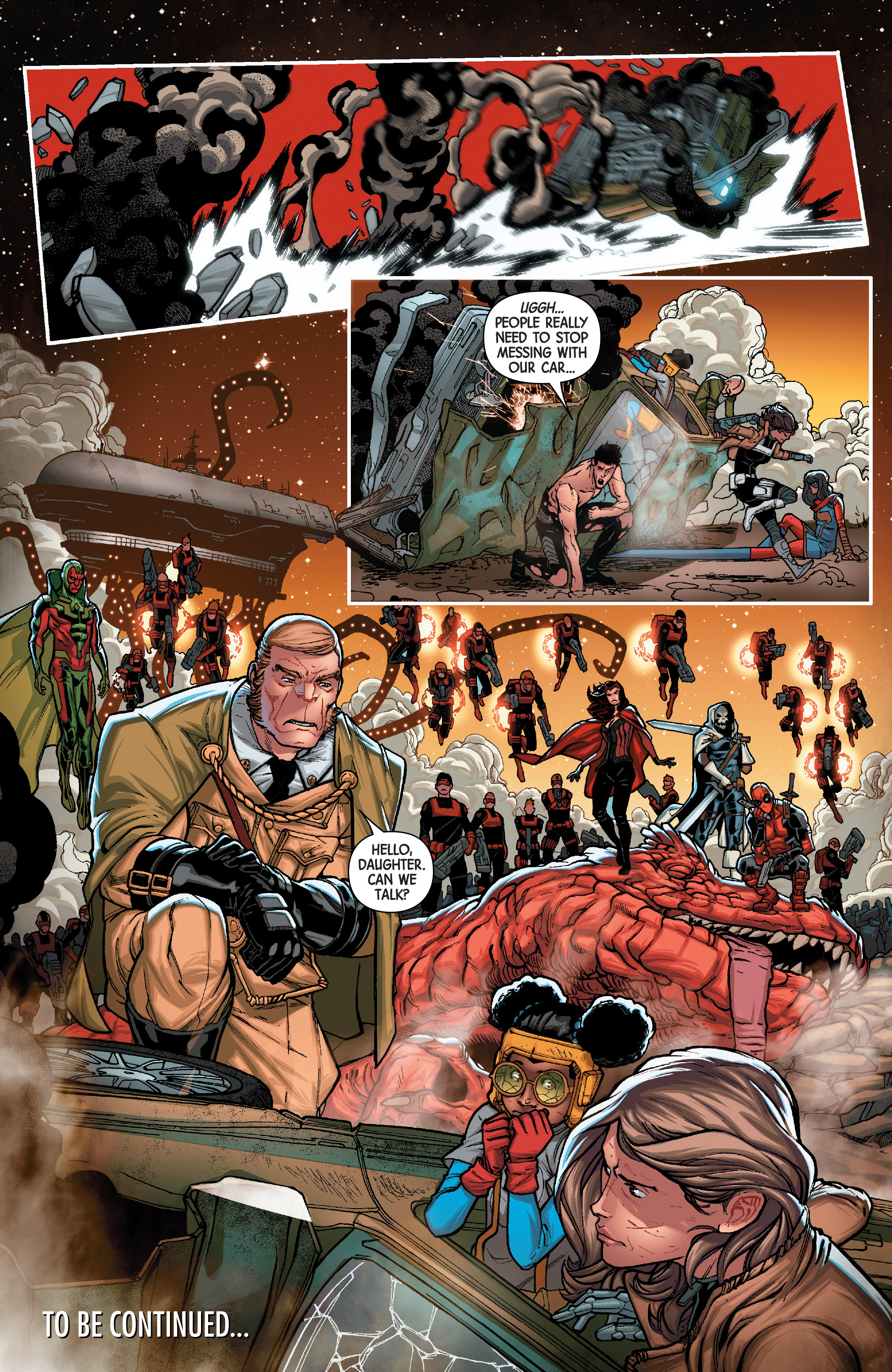 Read online Secret Warriors (2017) comic -  Issue #3 - 23