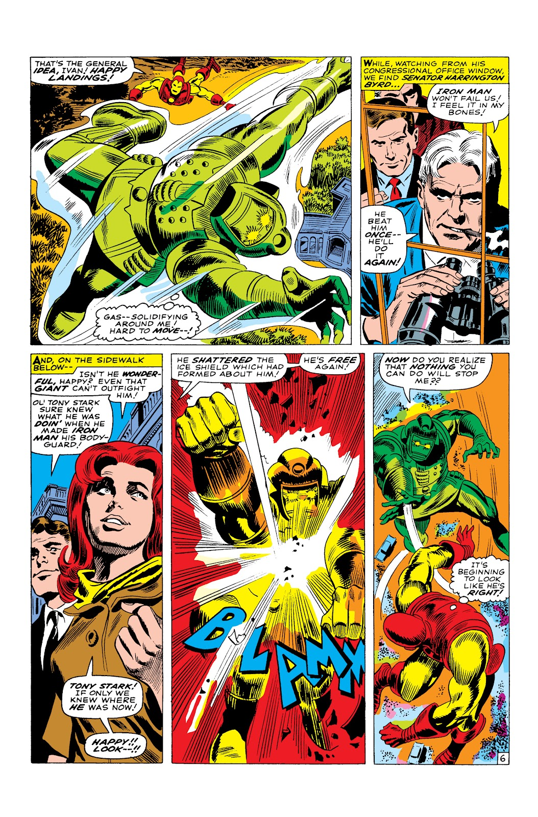 Read online Marvel Masterworks: The Invincible Iron Man comic -  Issue # TPB 3 (Part 4) - 77