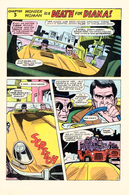 Read online Wonder Woman (1942) comic -  Issue #180 - 19