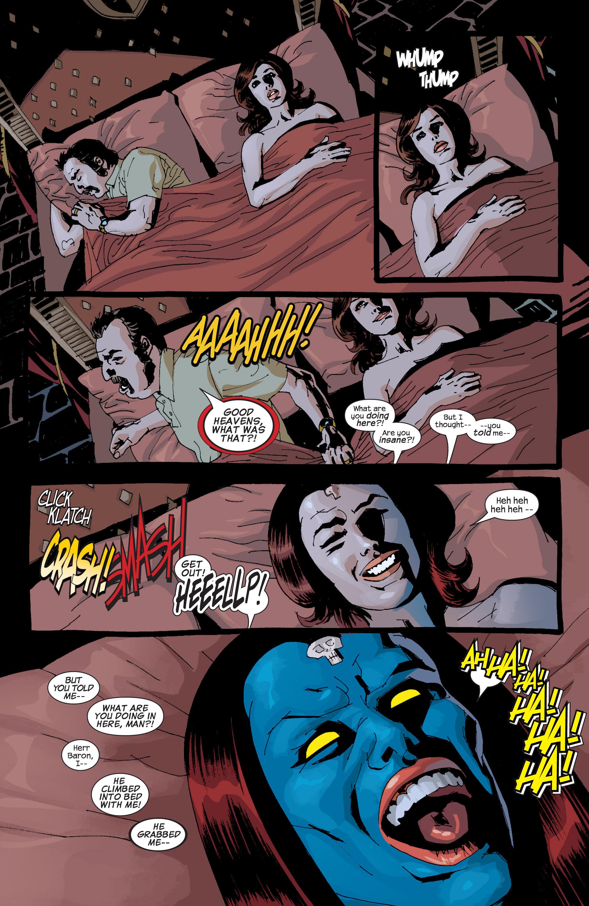 Read online Uncanny X-Men (1963) comic -  Issue #428 - 10