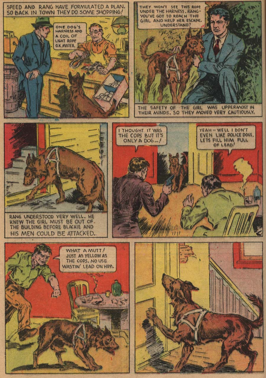 Blue Ribbon Comics (1939) issue 1 - Page 8