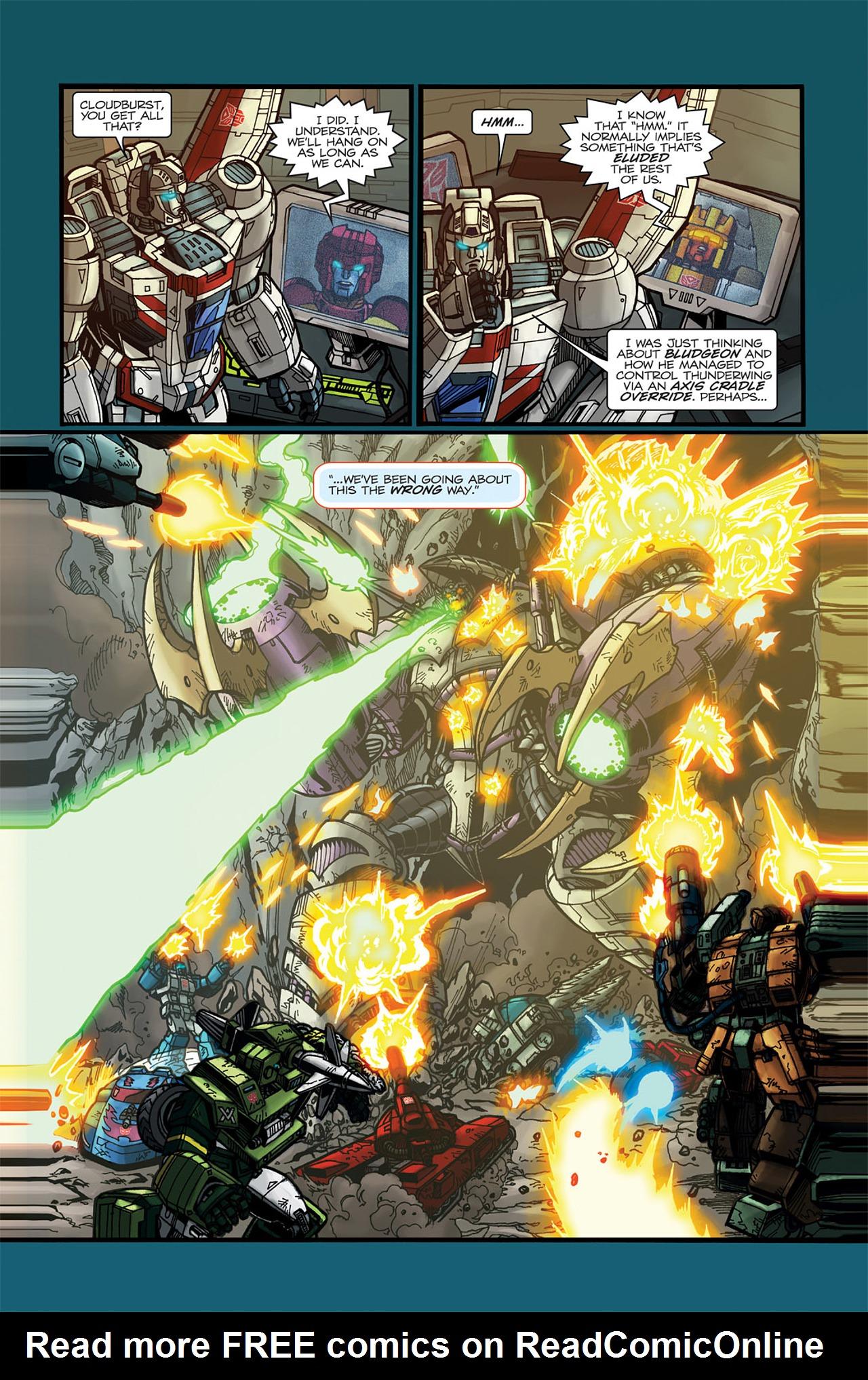 Read online Transformers Spotlight: Doubledealer comic -  Issue # Full - 17