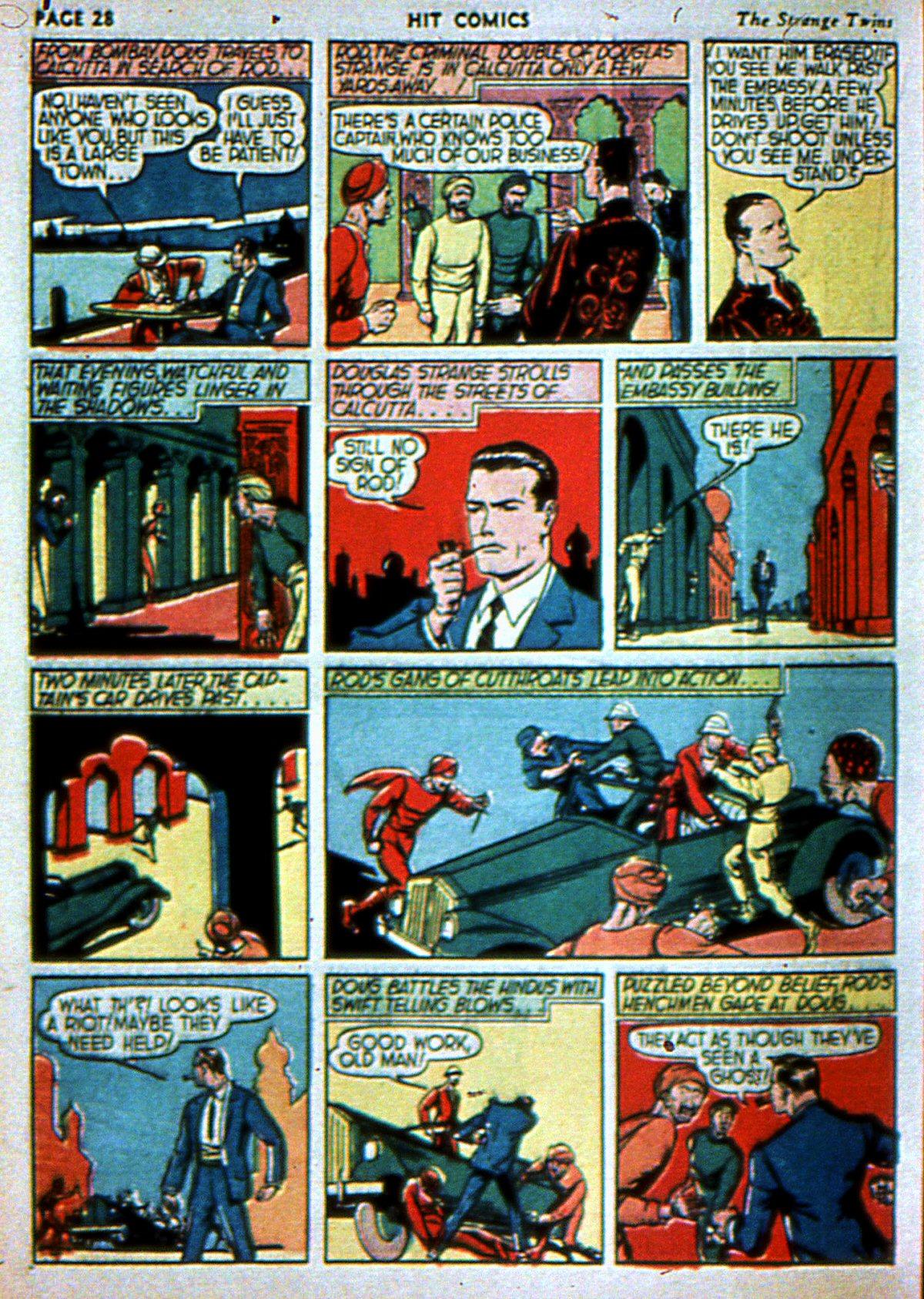 Read online Hit Comics comic -  Issue #3 - 30