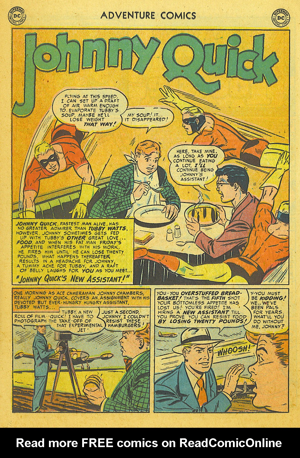 Read online Adventure Comics (1938) comic -  Issue #169 - 24