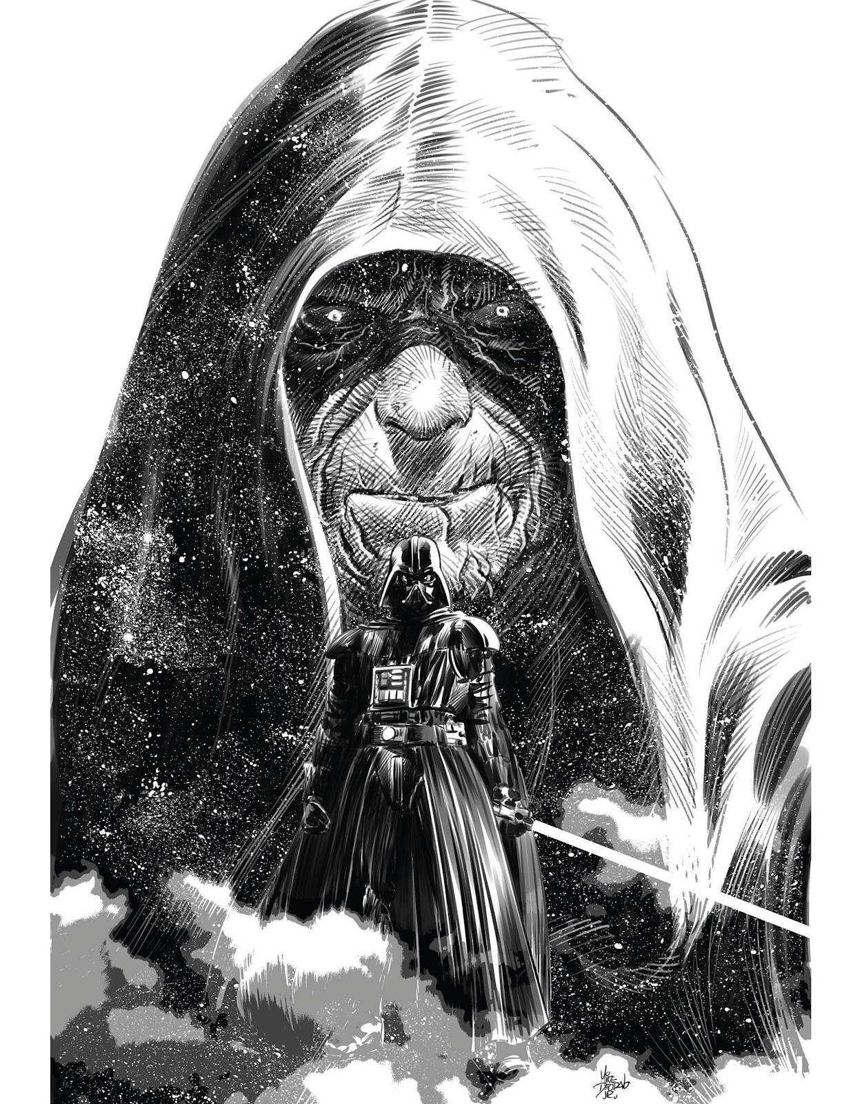 Read online The Marvel Art of Star Wars comic -  Issue # TPB (Part 1) - 89