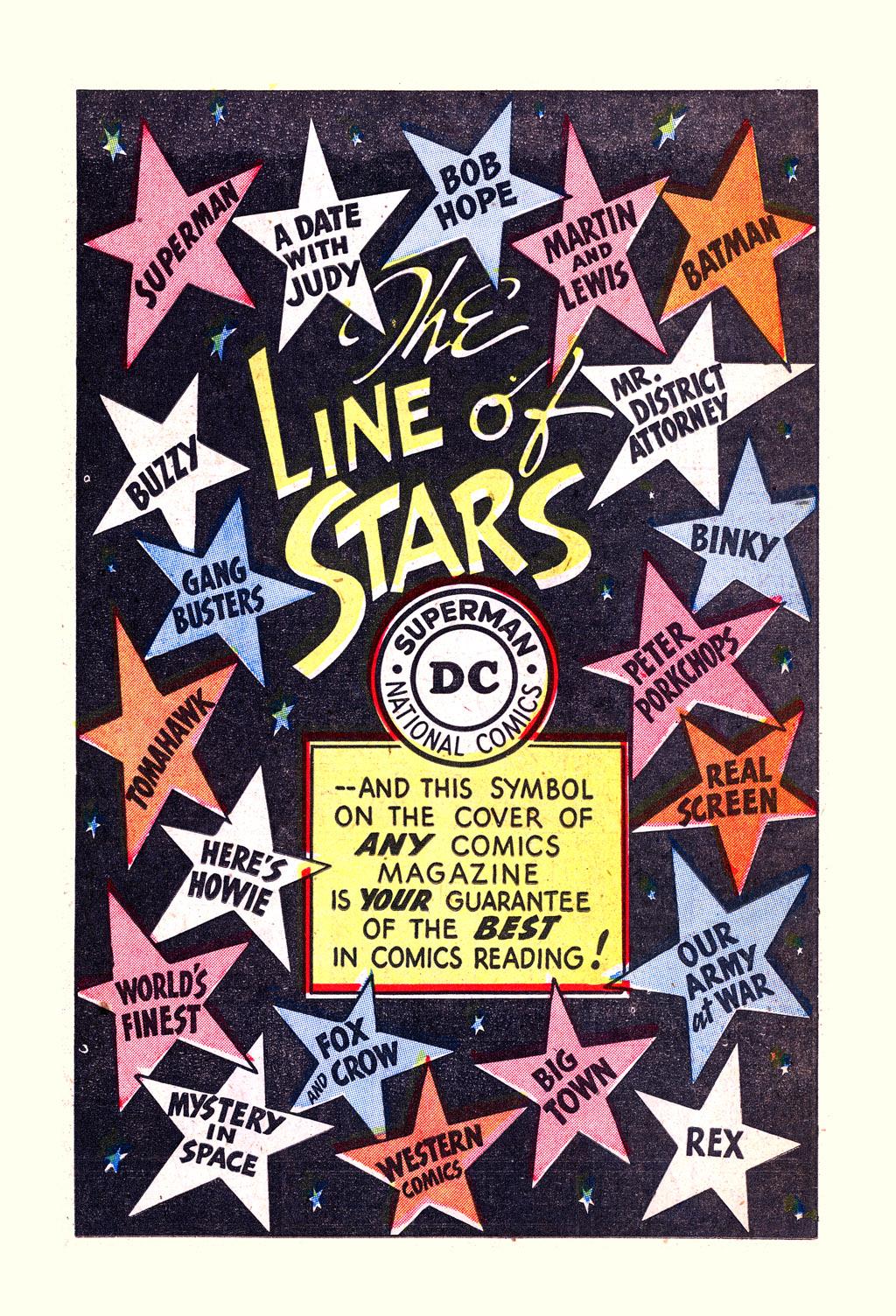 Read online Wonder Woman (1942) comic -  Issue #59 - 23