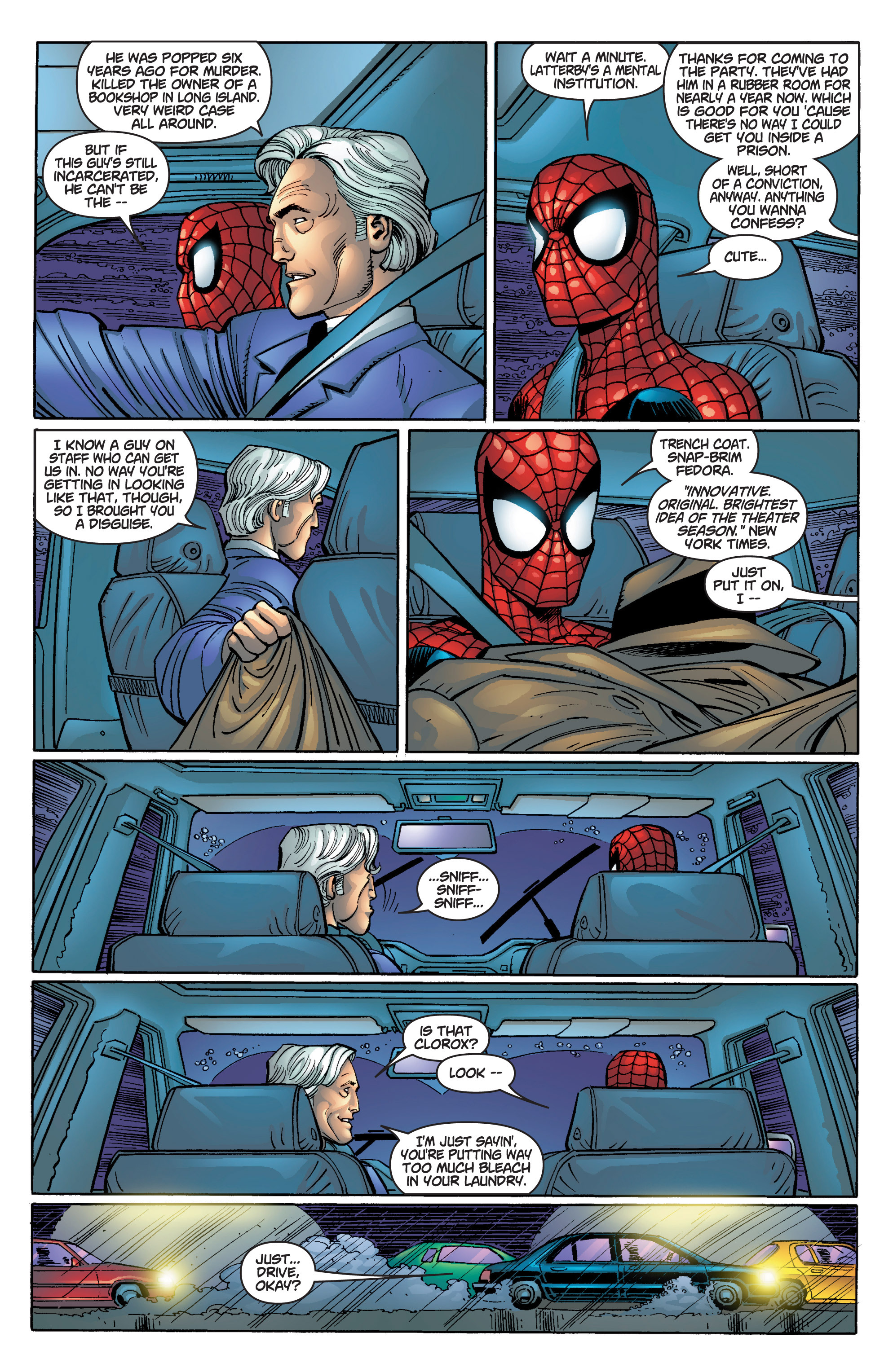 The Amazing Spider-Man (1999) 41 Page 11