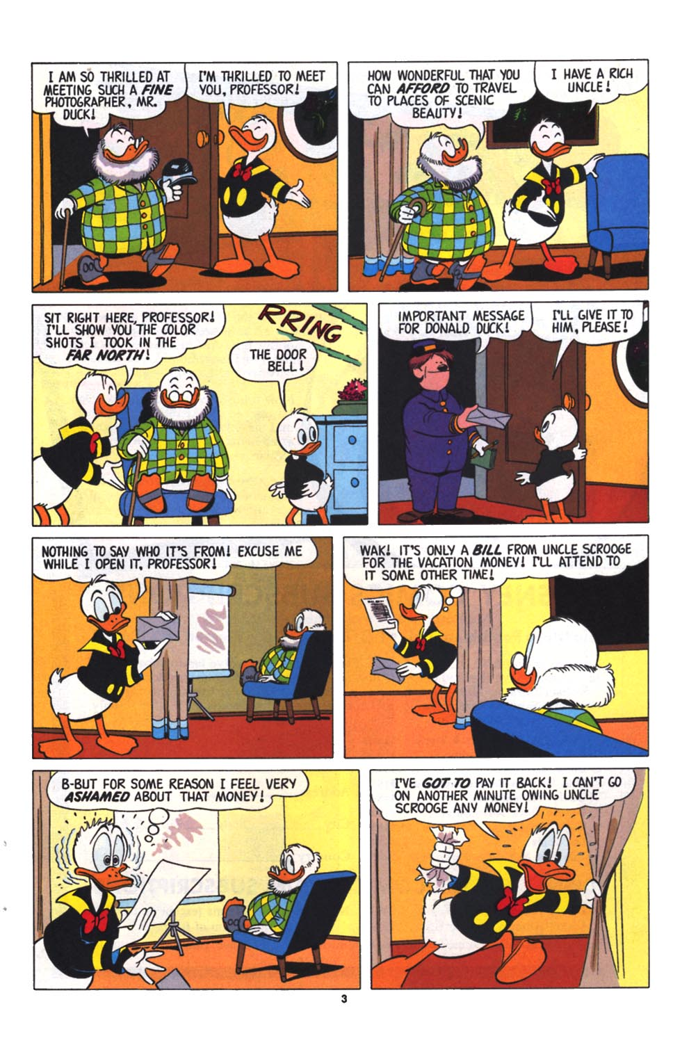 Read online Uncle Scrooge (1953) comic -  Issue #256 - 25