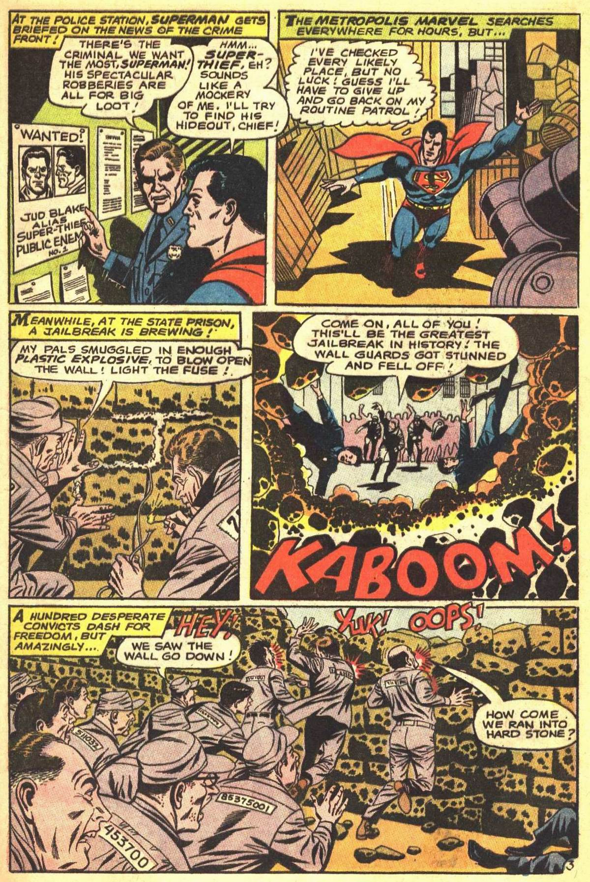 Read online Action Comics (1938) comic -  Issue #374 - 5