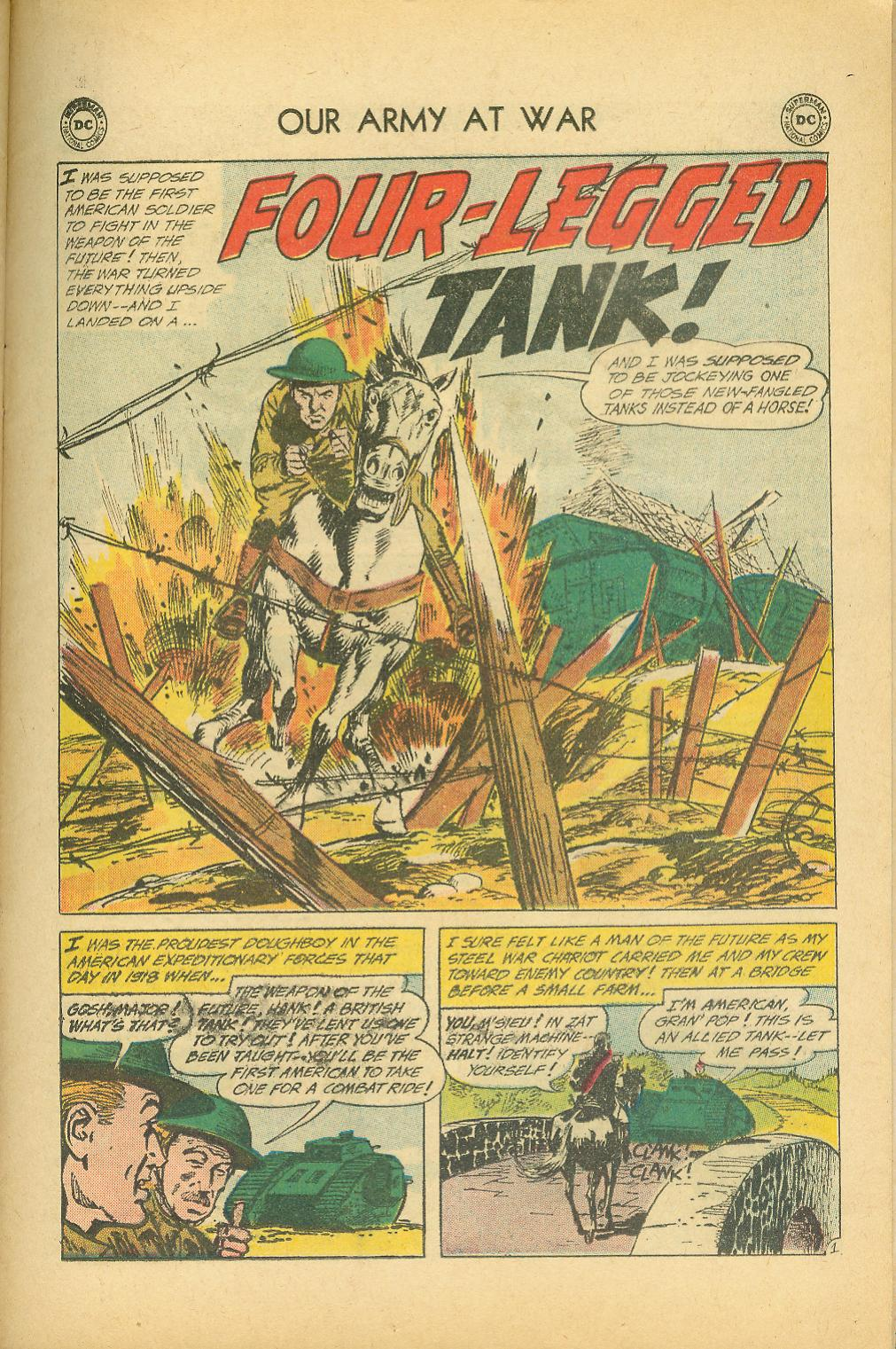 Our Army at War (1952) issue 100 - Page 27