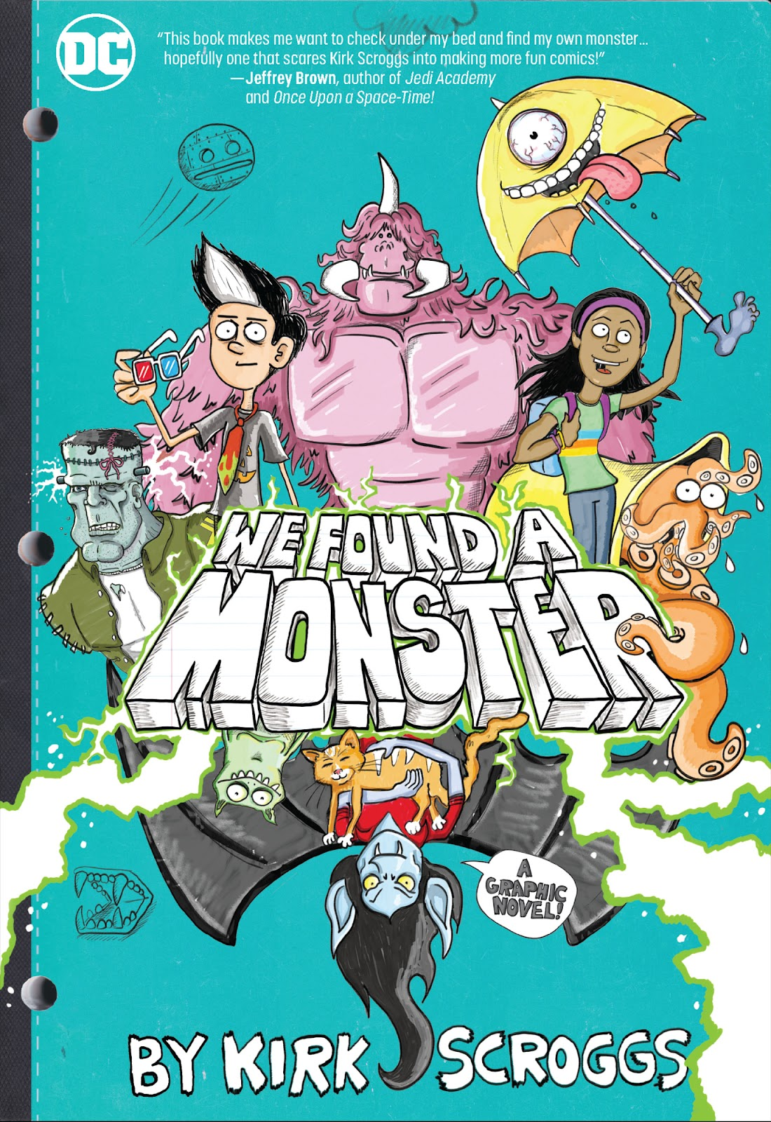 We Found A Monster issue TPB - Page 1