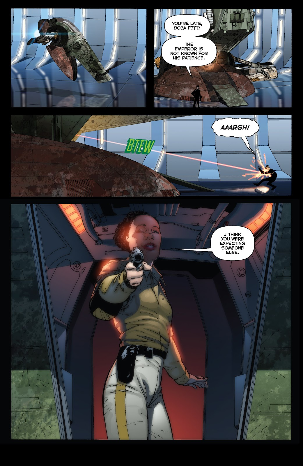 Read online Star Wars Legends: Infinities - Epic Collection comic -  Issue # TPB (Part 3) - 62