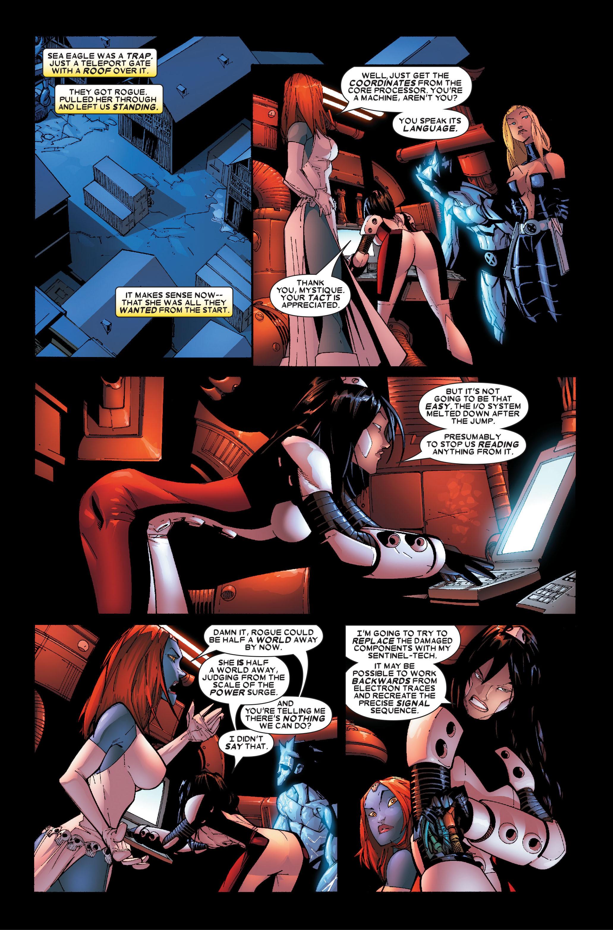 X-Men (1991) 195 Page 3
