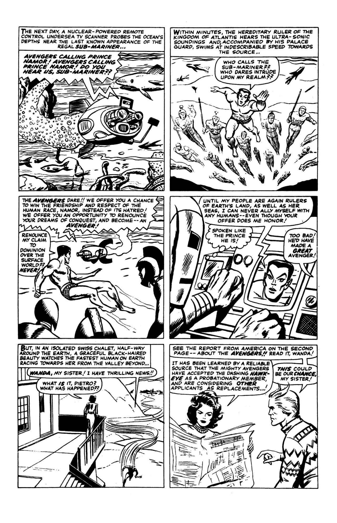 Essential Avengers TPB 7 Part 2   Viewcomic reading comics
