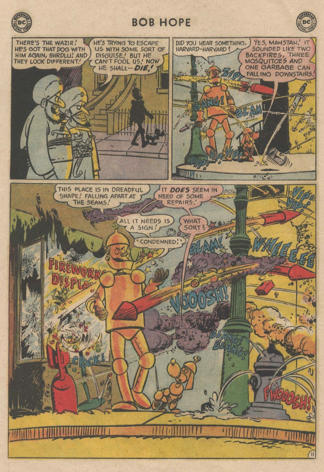 The Adventures of Bob Hope issue 90 - Page 16