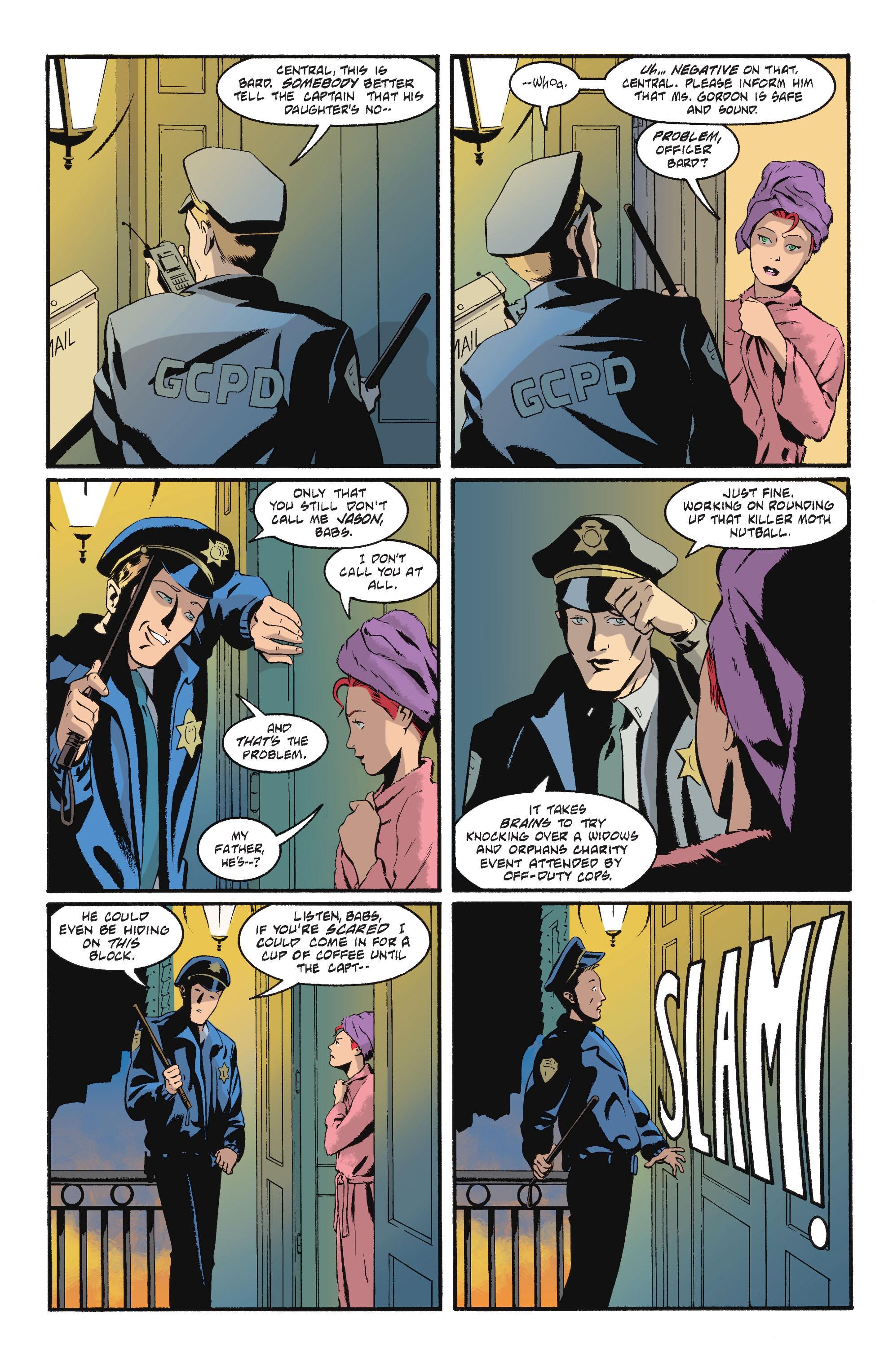 Read online Batgirl/Robin: Year One comic -  Issue # TPB 2 - 46