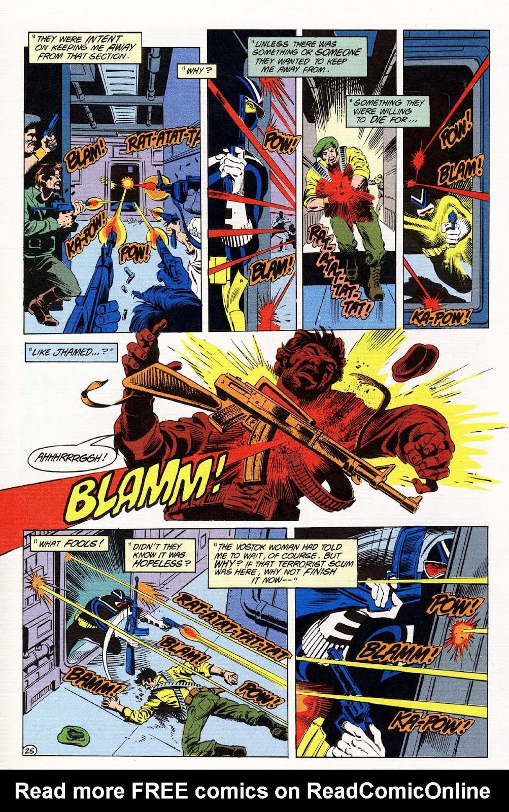 Vigilante (1983) issue 37 - Page 27