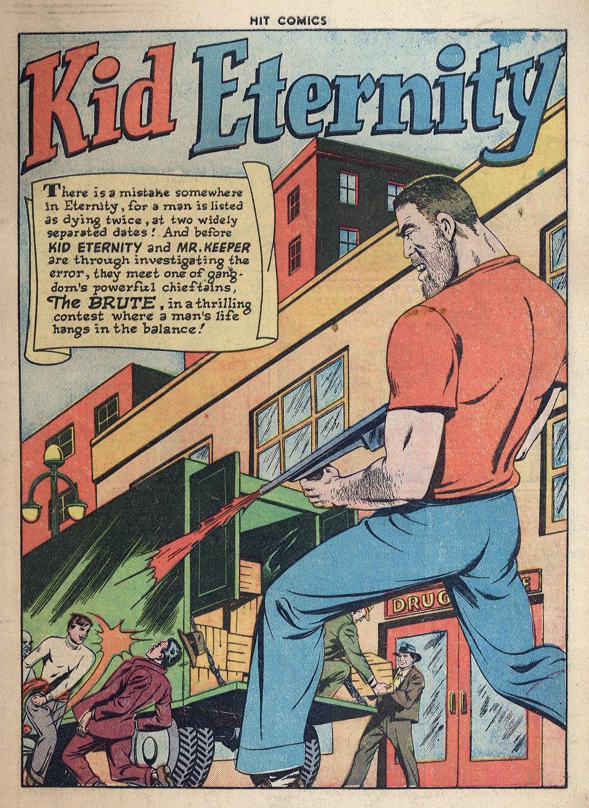 Read online Hit Comics comic -  Issue #55 - 3