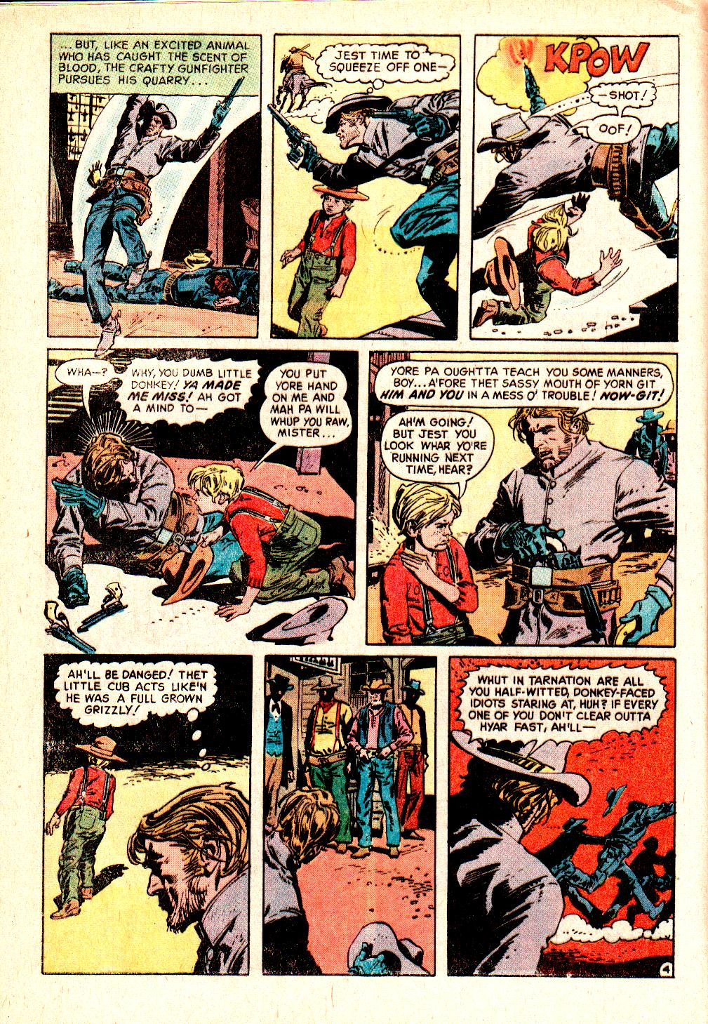 Read online All-Star Western (1970) comic -  Issue #10 - 6